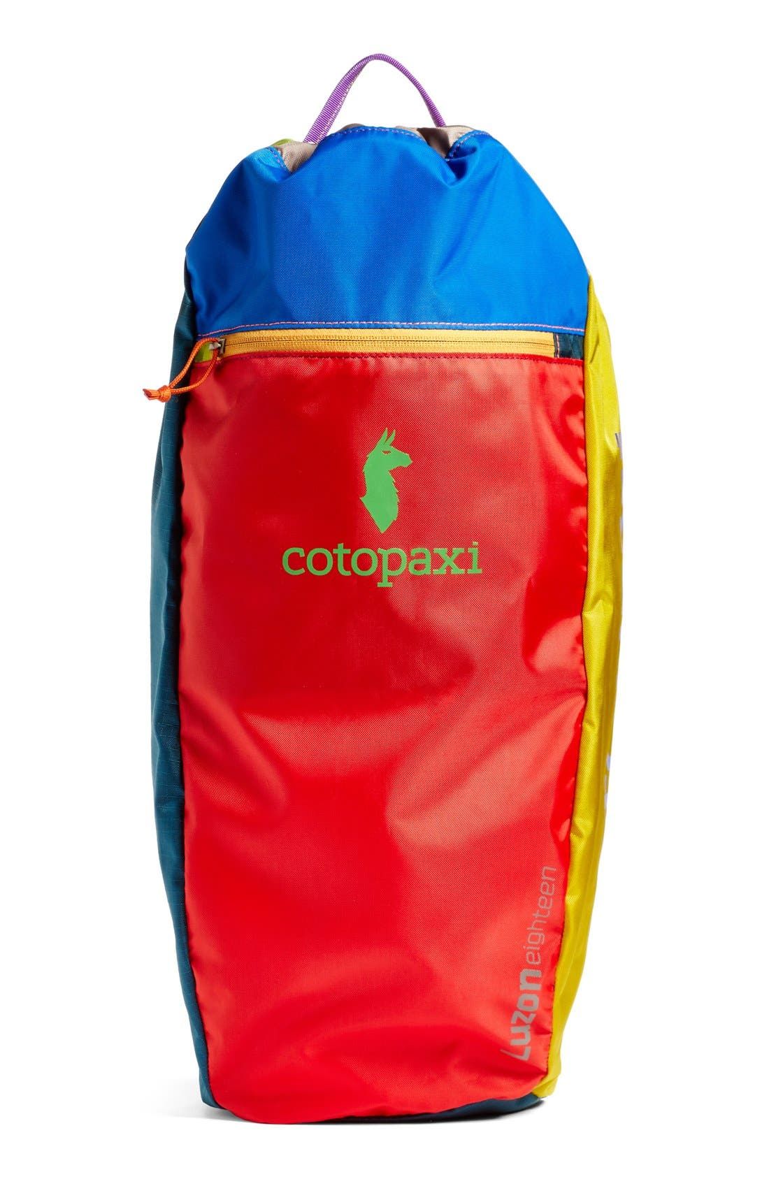 Luzon Del Dia One of a Kind Ripstop Nylon Daypack,                         Main,                         color, 960