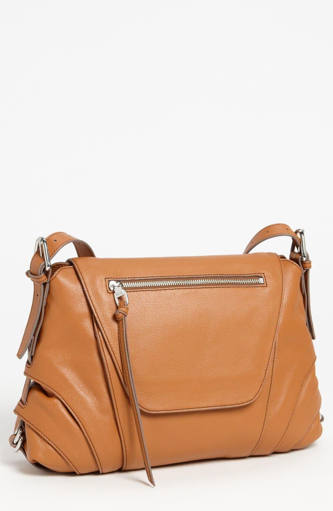 KOOBA 'Brielle' Leather Crossbody Bag, Main, color, 210