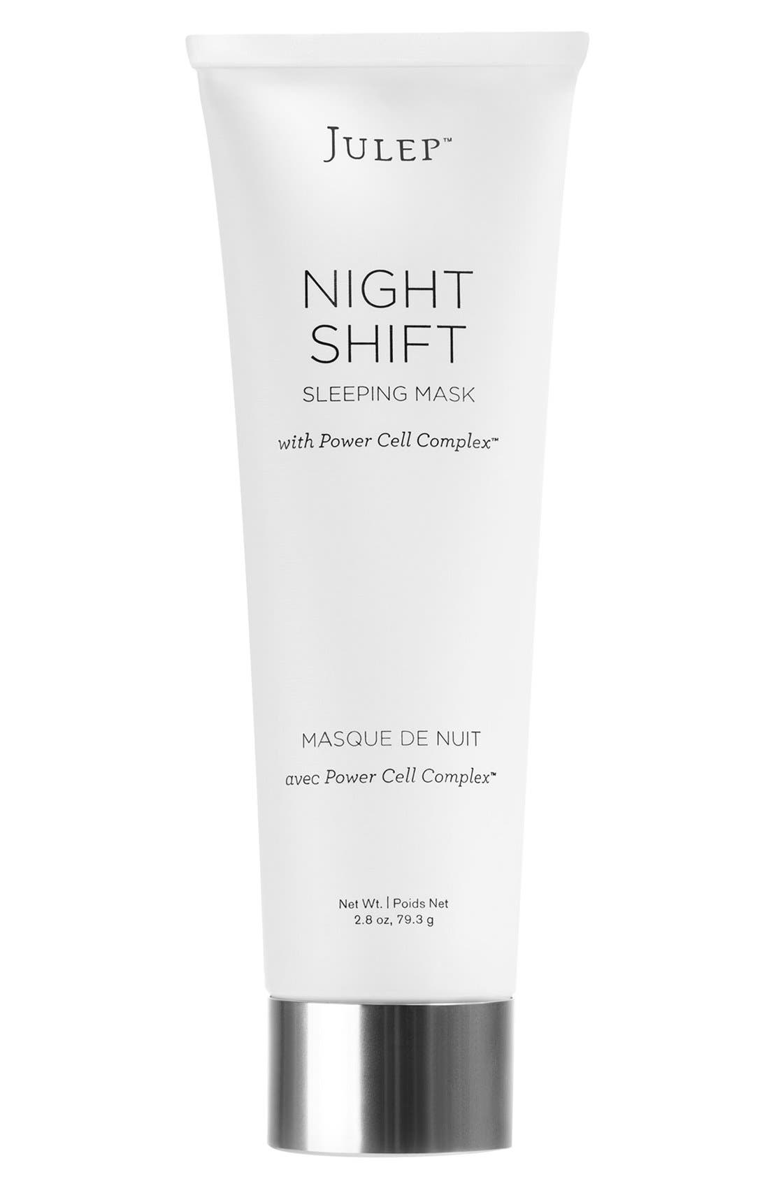 Julep<sup>™</sup> Night Shift Sleeping Mask,                             Main thumbnail 1, color,                             NO COLOR