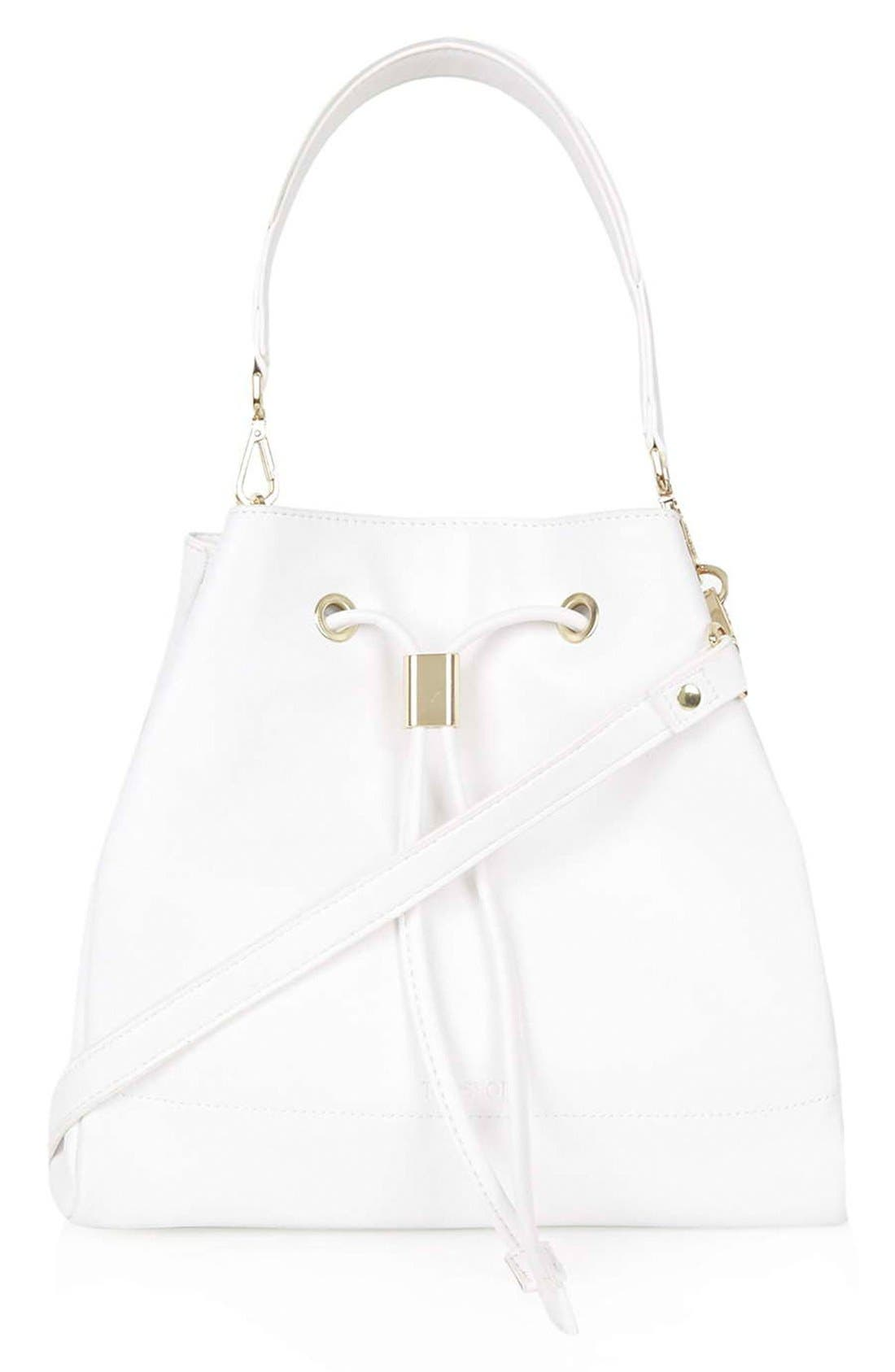 'Westly' Bucket Bag,                             Main thumbnail 1, color,                             100