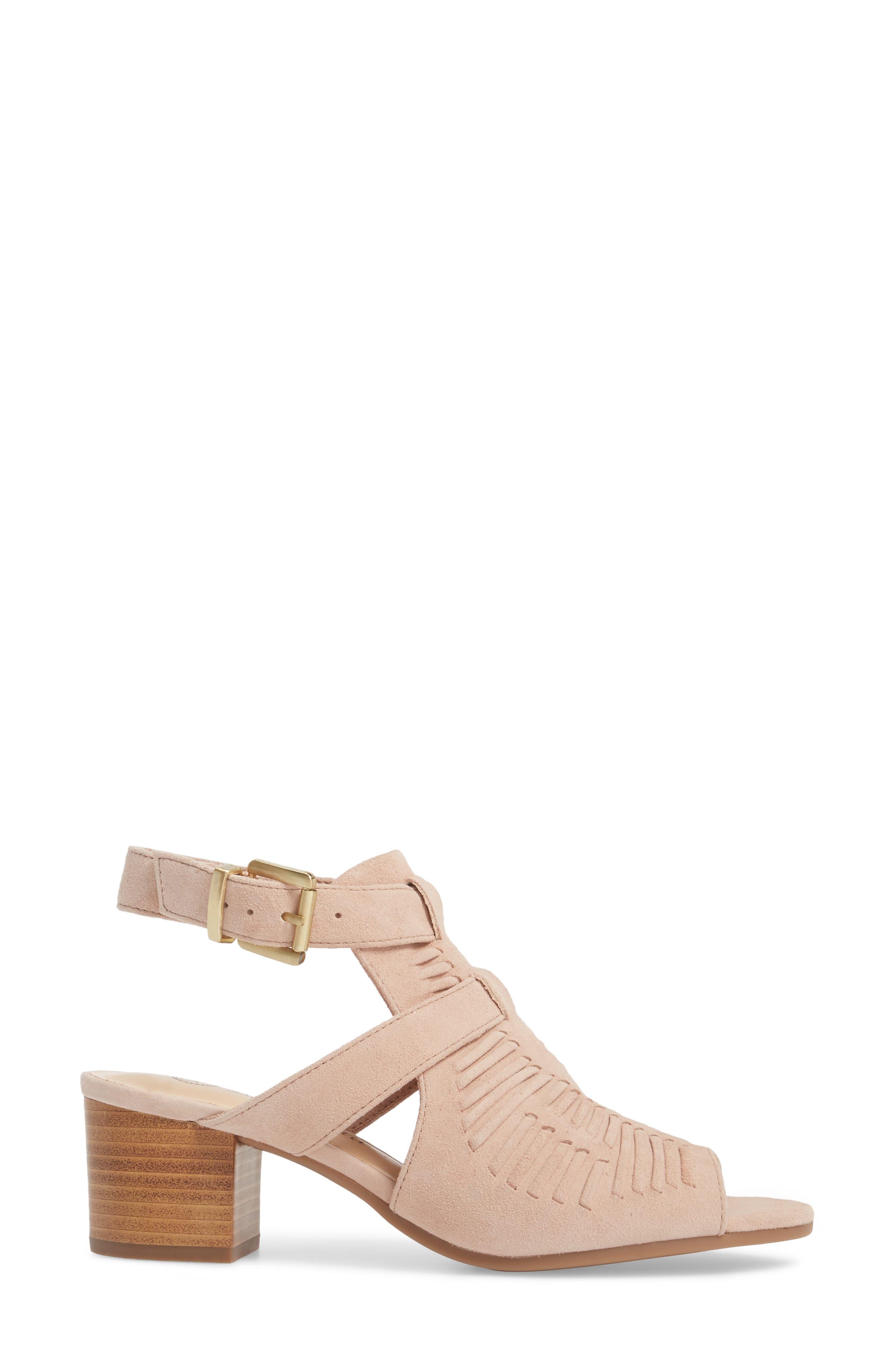 Finley Ankle Strap Sandal,                             Alternate thumbnail 15, color,