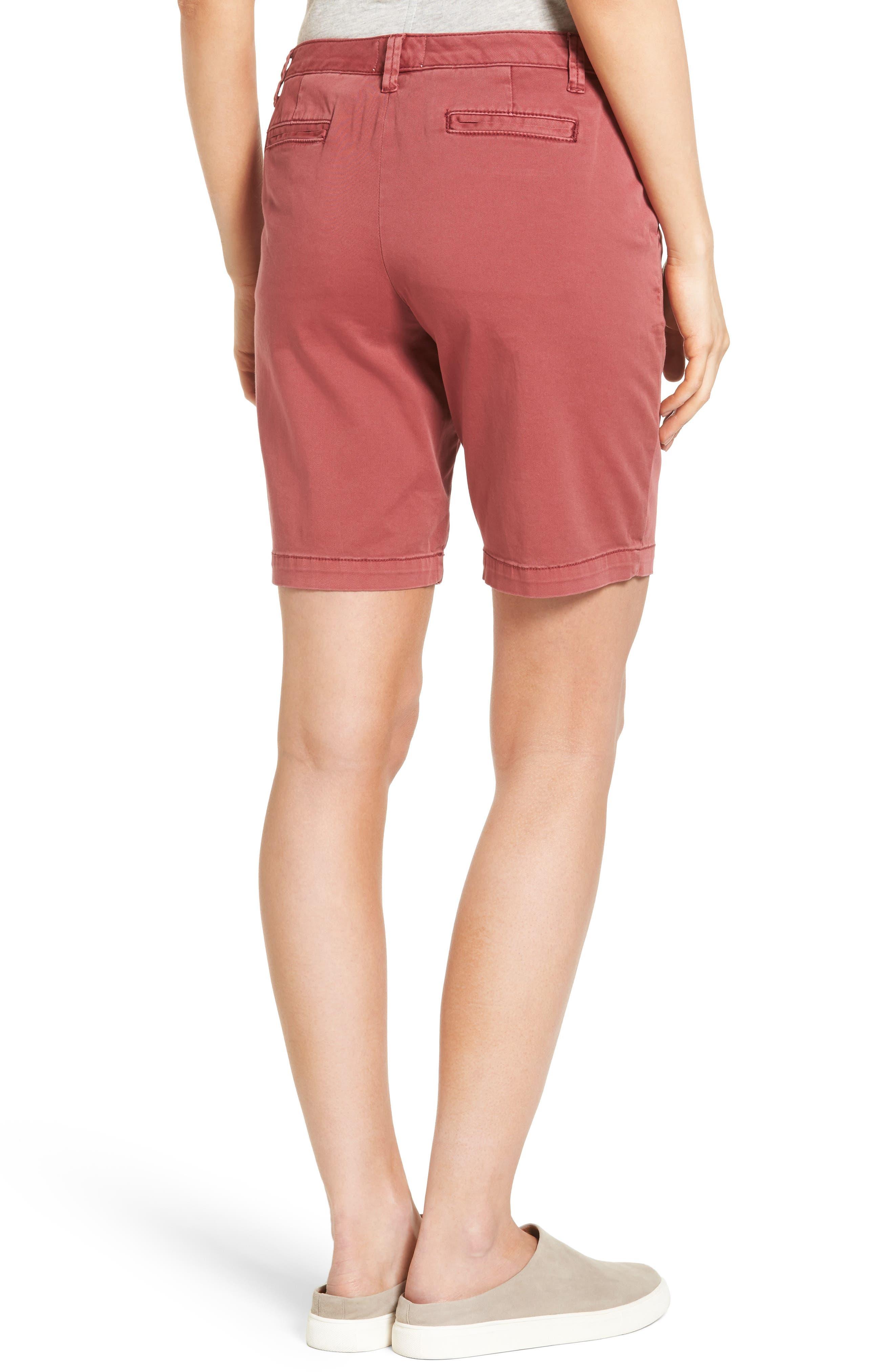 Twill Shorts,                             Alternate thumbnail 22, color,