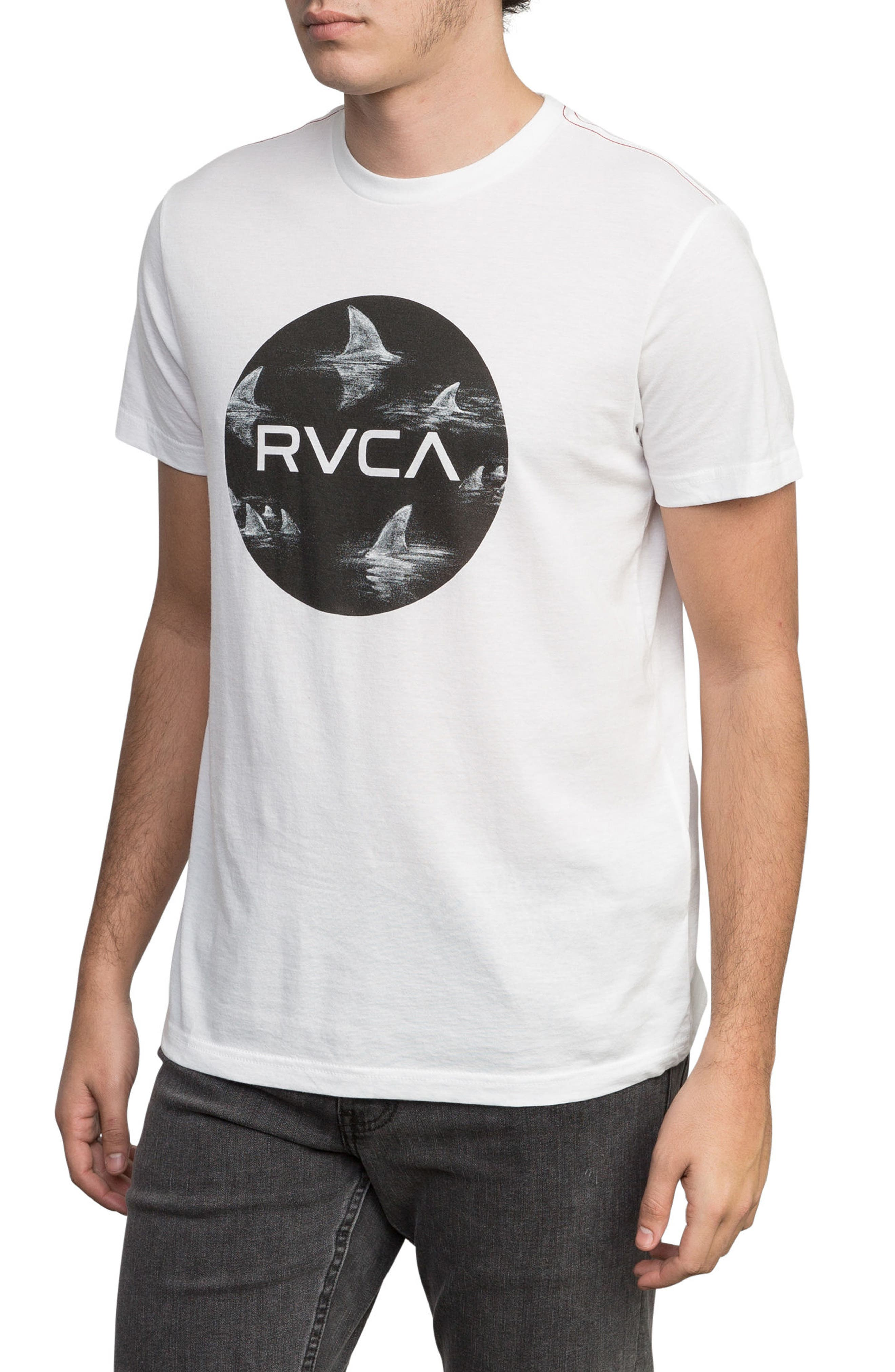 Motors Fill-Up T-Shirt,                             Alternate thumbnail 3, color,                             ANTIQUE WHITE