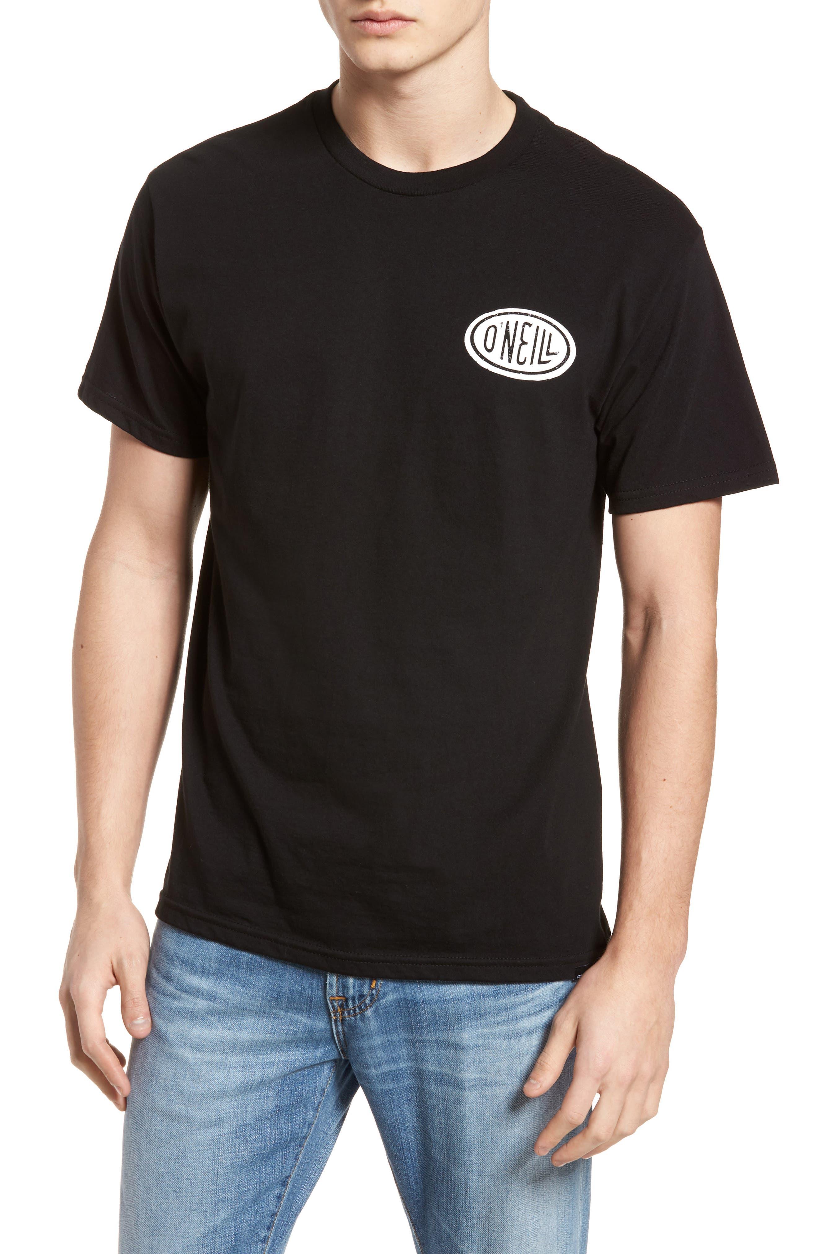 Gasser Graphic T-Shirt,                             Main thumbnail 1, color,                             001
