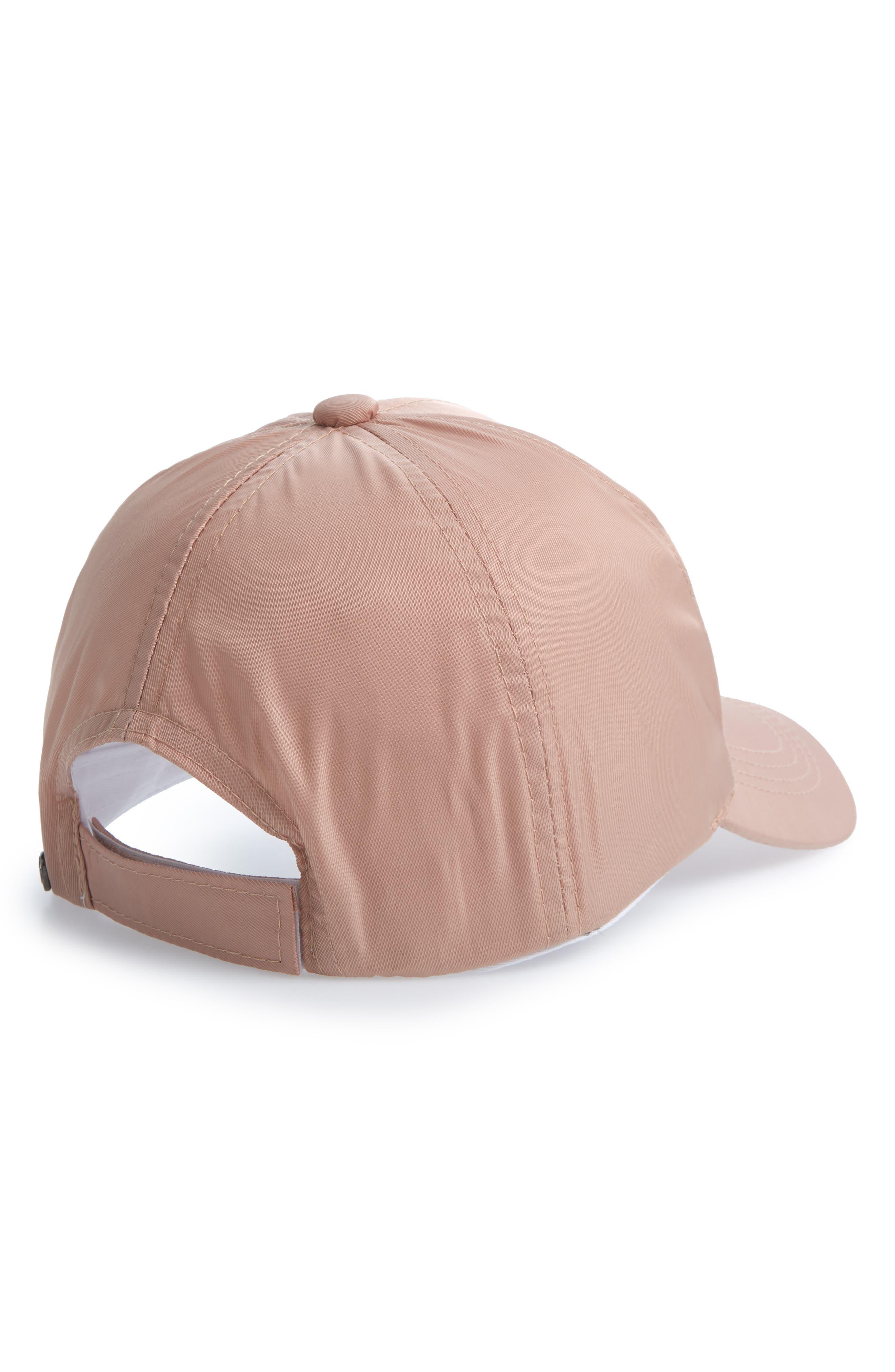 Water Repellent Baseball Hat,                             Alternate thumbnail 2, color,                             GREY CRYSTAL