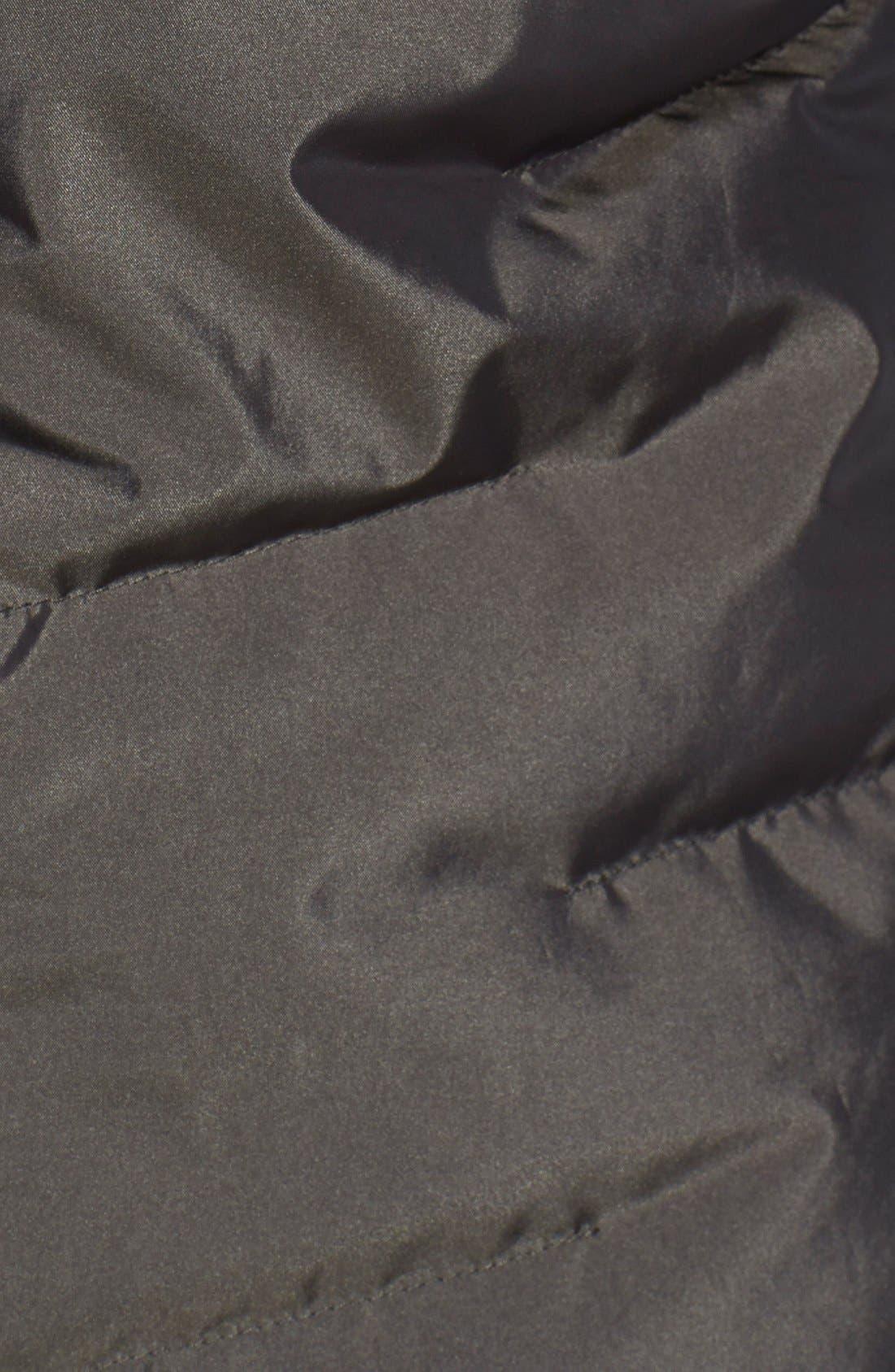 SPYDER,                             'Falline' Down Jacket with Genuine Coyote Fur Trim,                             Alternate thumbnail 2, color,                             020