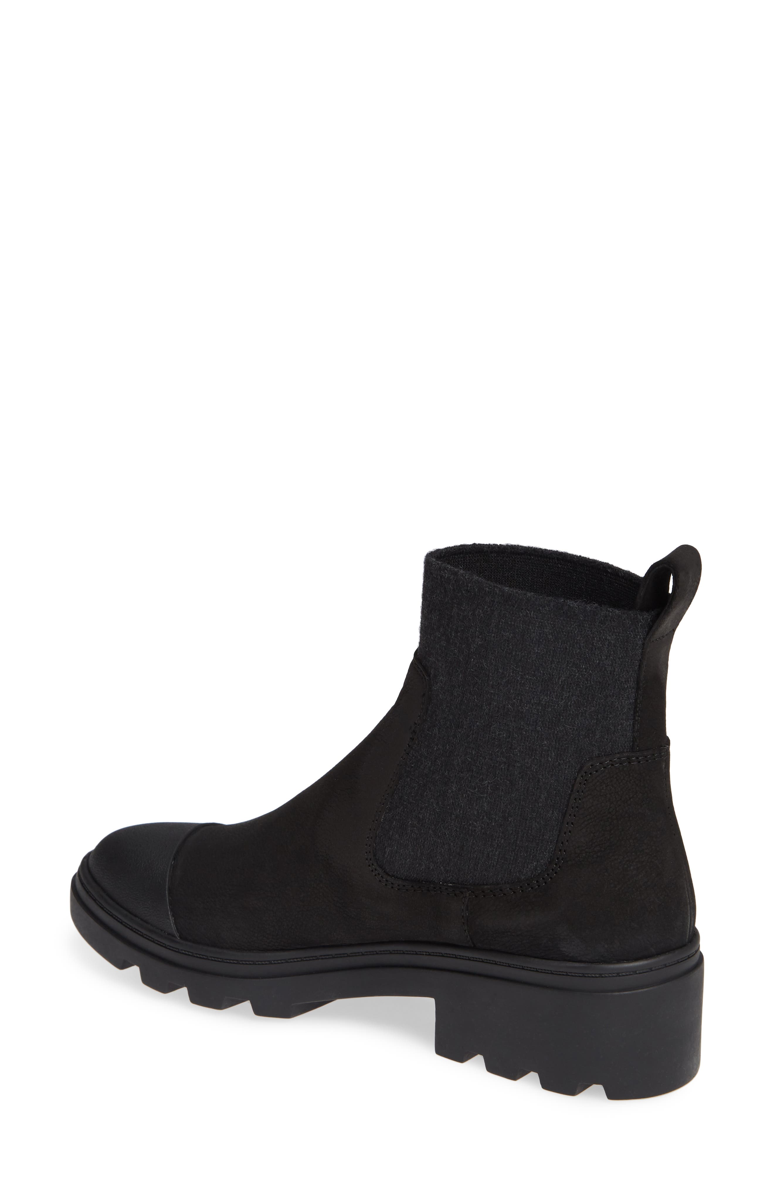 EILEEN FISHER,                             Teddy Bootie,                             Alternate thumbnail 2, color,                             001