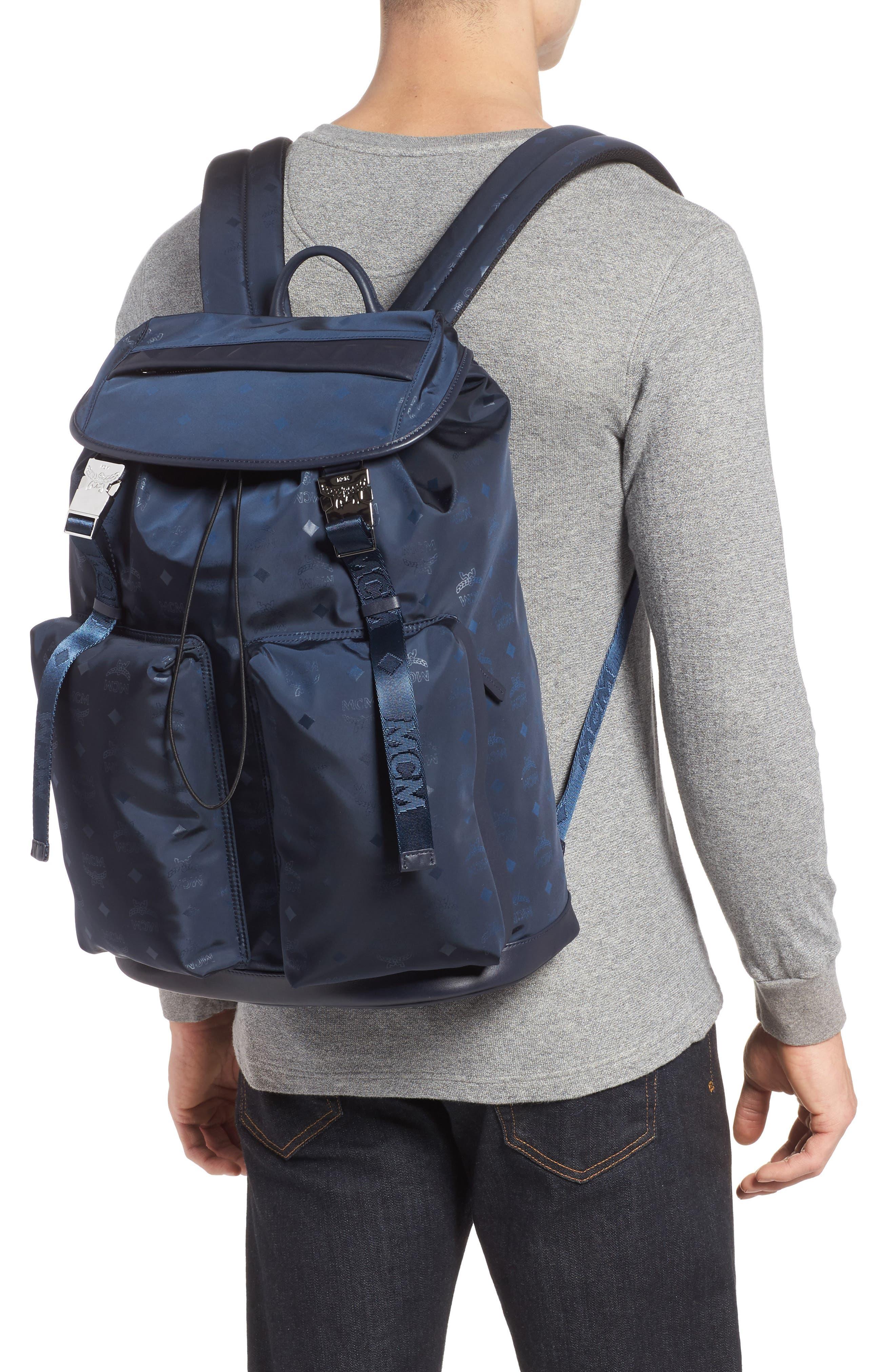 Dieter Backpack,                             Alternate thumbnail 2, color,                             NAVY BLUE
