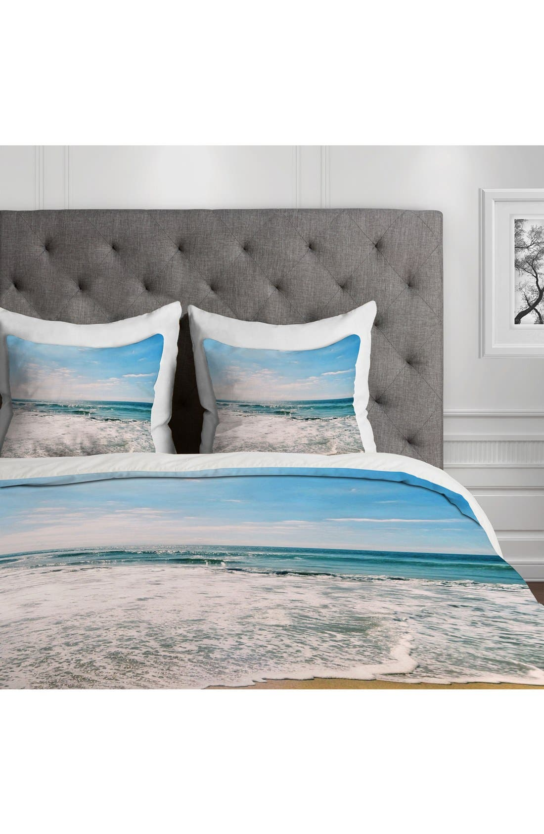 Take Me There Duvet Cover & Sham Set,                             Alternate thumbnail 3, color,                             400