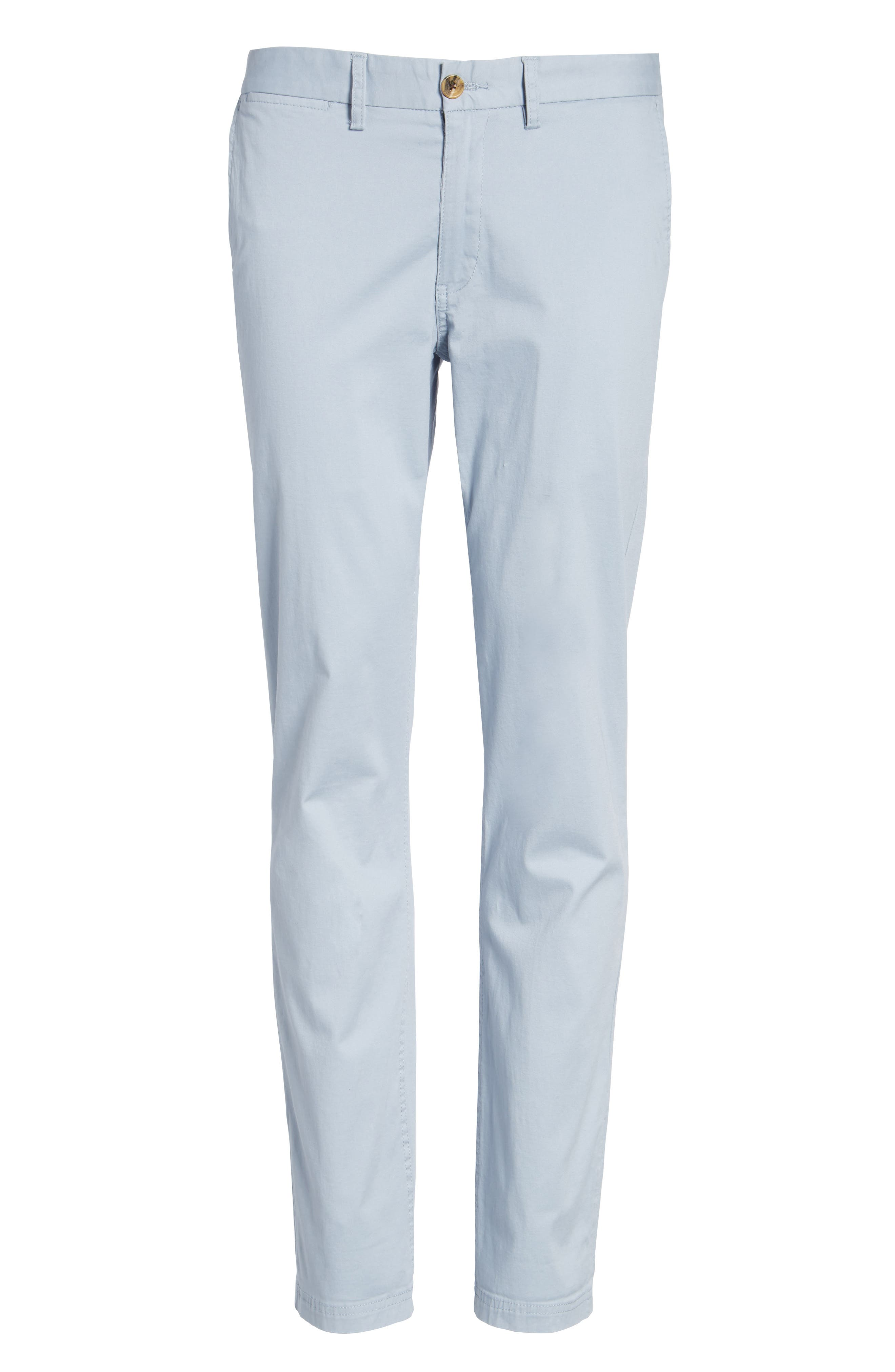 Slim Fit Stretch Chinos,                             Alternate thumbnail 72, color,