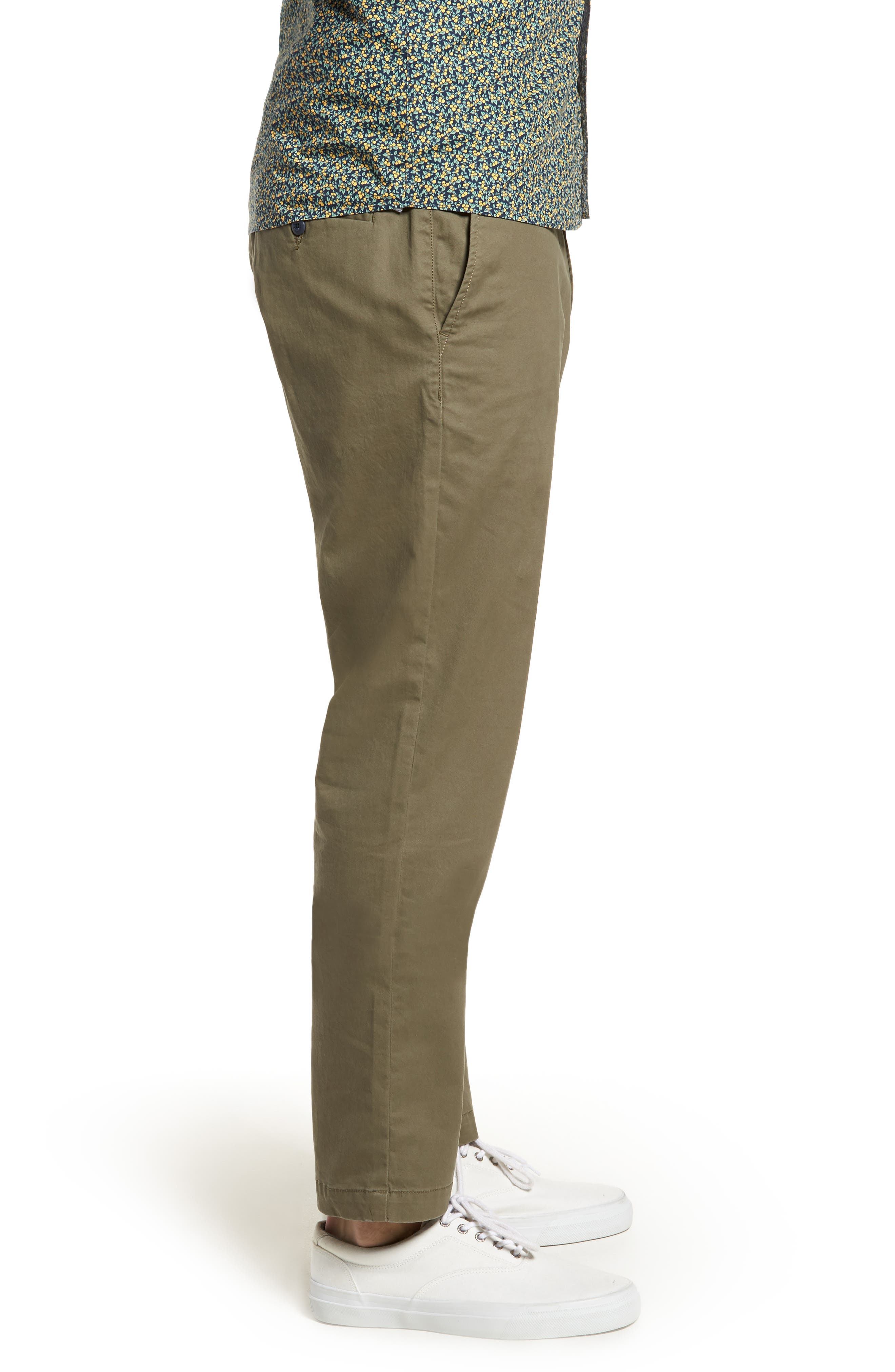 Fremont Relaxed Slim Fit Chinos,                             Alternate thumbnail 18, color,