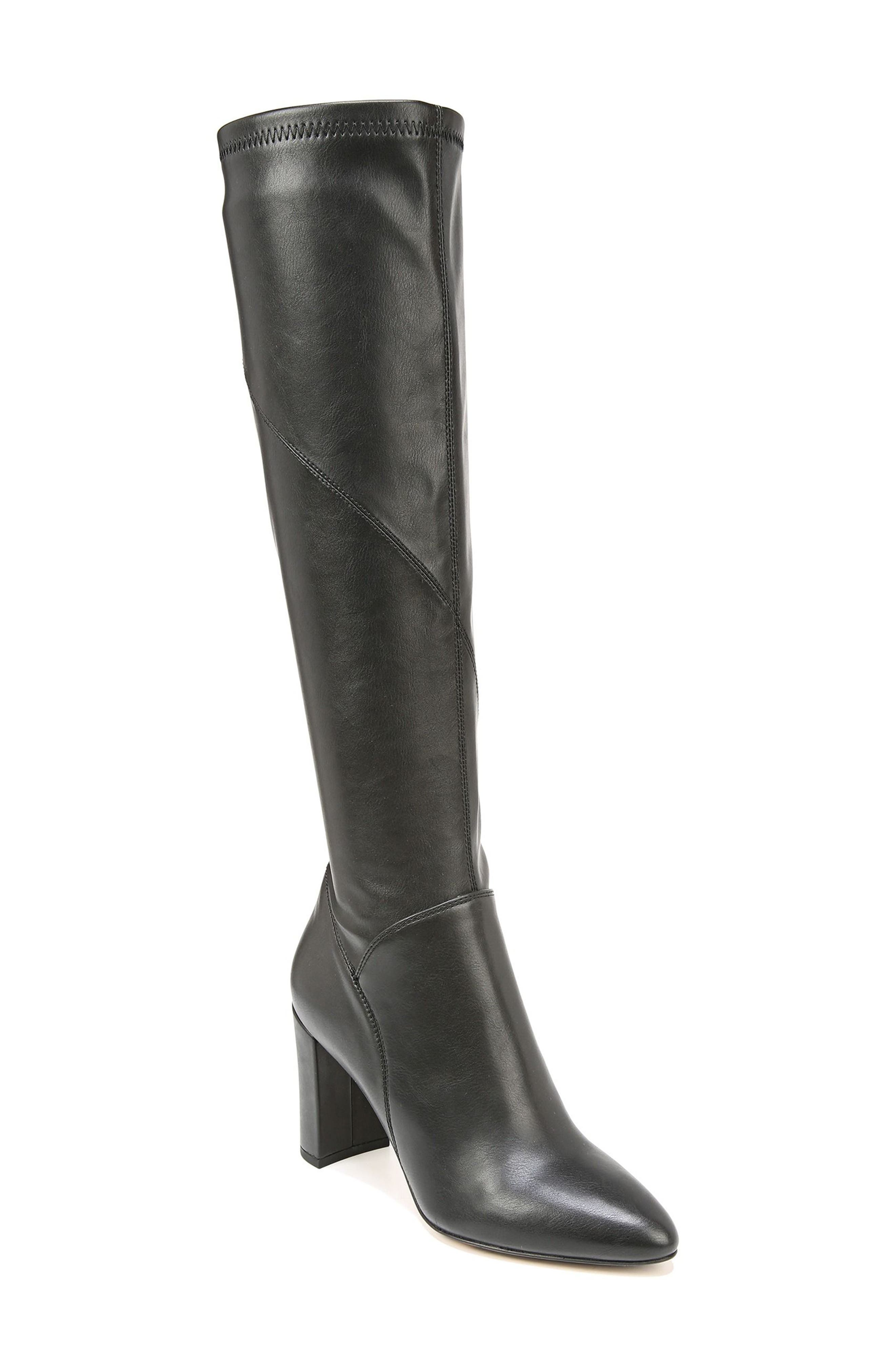 Flavia Knee High Boot,                         Main,                         color, 001