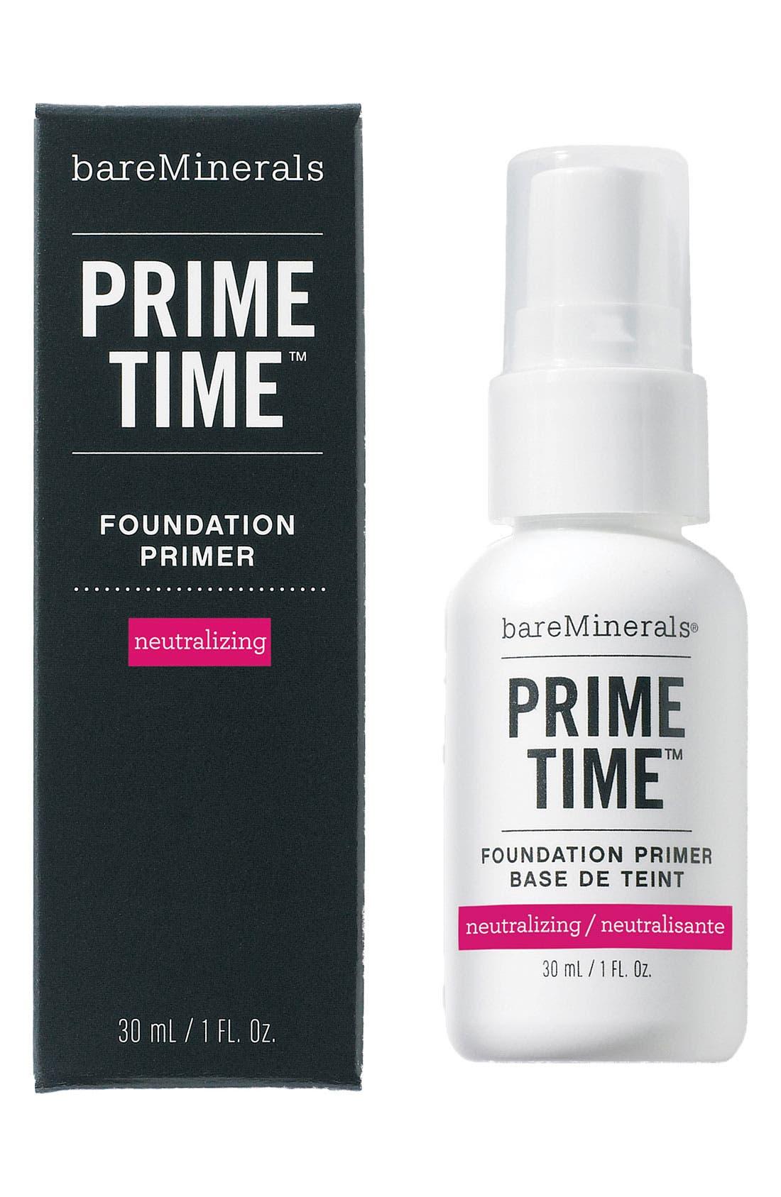 bareminerals prime time