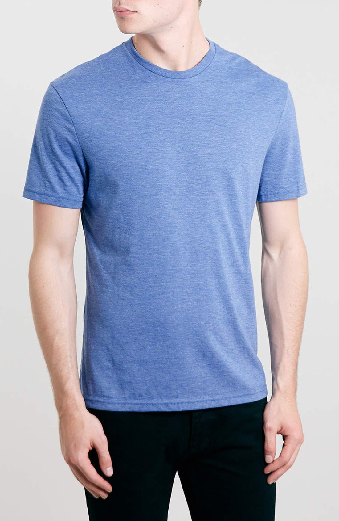 Slim Fit Crewneck T-Shirt,                             Main thumbnail 56, color,