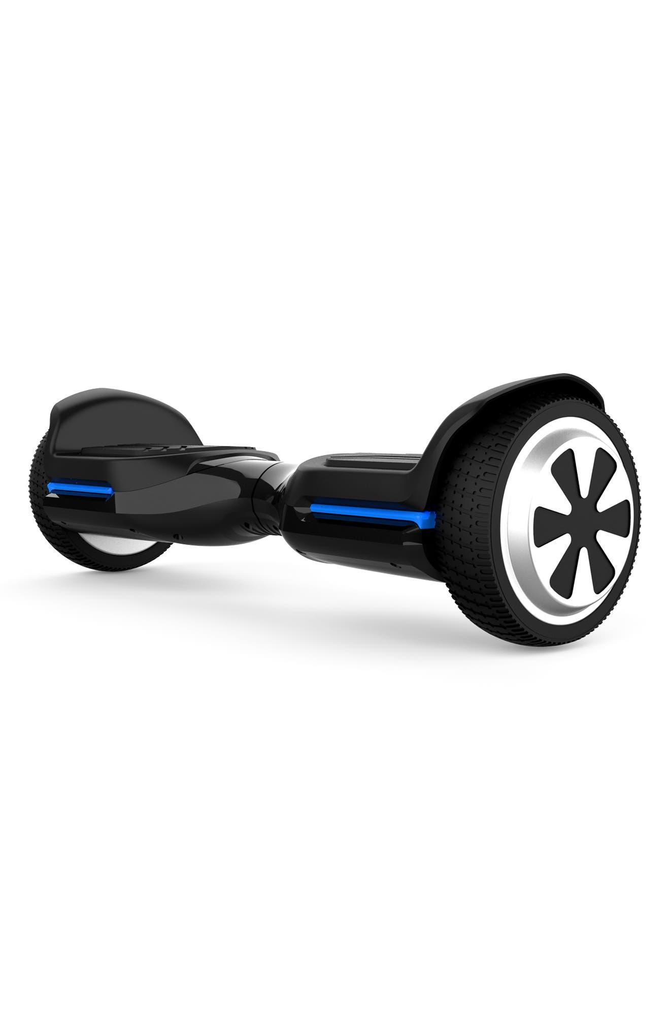 Airwheel Scooter,                             Main thumbnail 1, color,                             BLACK