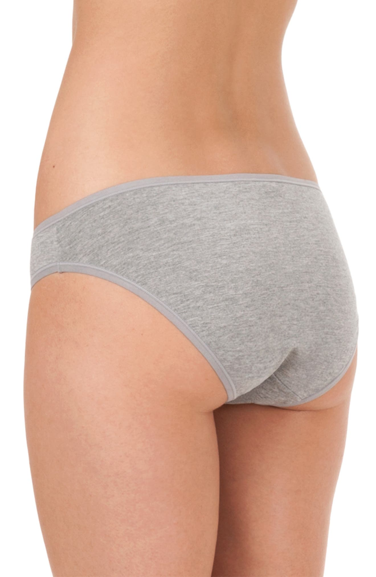 The All Day Briefs,                             Alternate thumbnail 2, color,                             HEATHER GREY