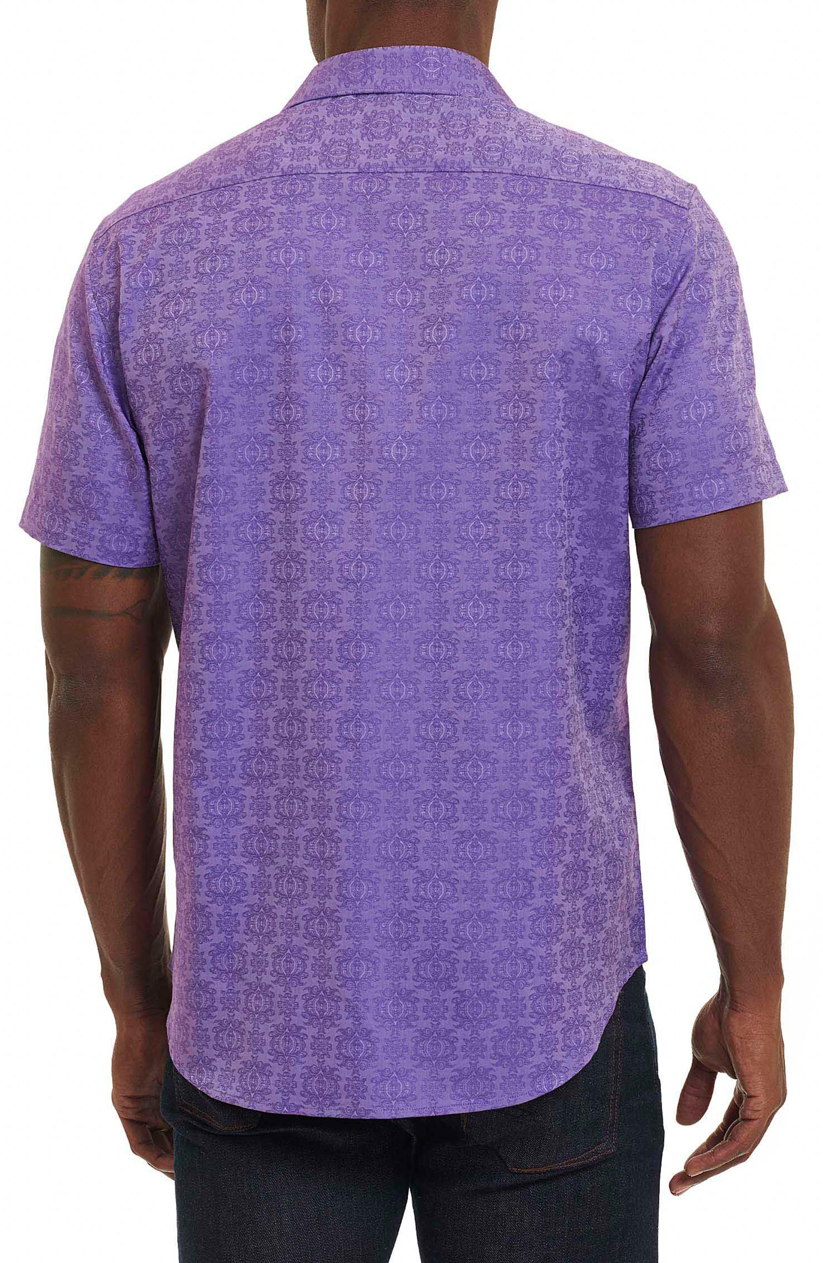 Cullen Regular Fit Sport Shirt,                             Alternate thumbnail 13, color,
