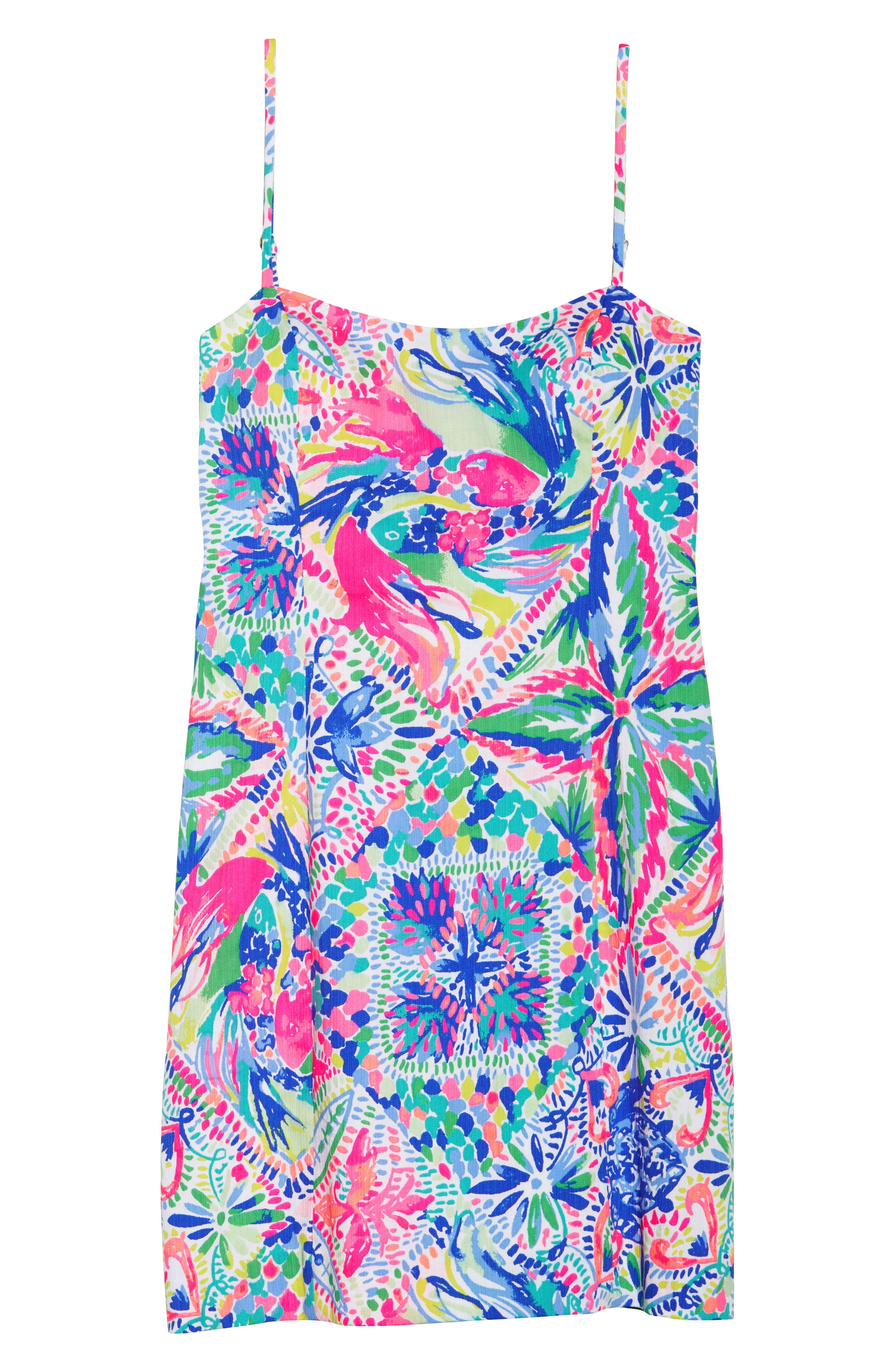 LILLY PULITZER<SUP>®</SUP>,                             Shelli Sundress,                             Alternate thumbnail 8, color,                             660
