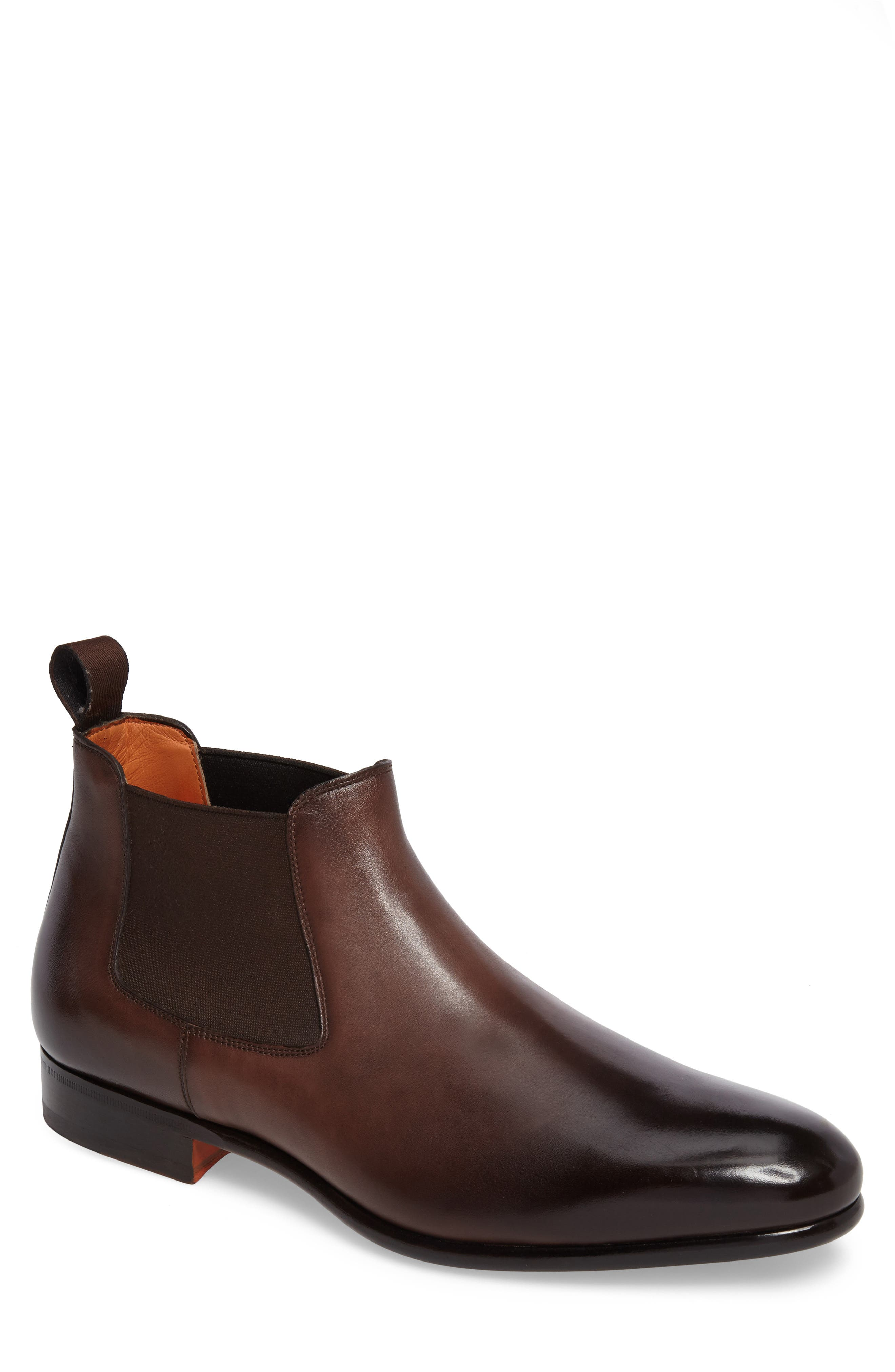 Gunther Chelsea Boot,                             Main thumbnail 2, color,