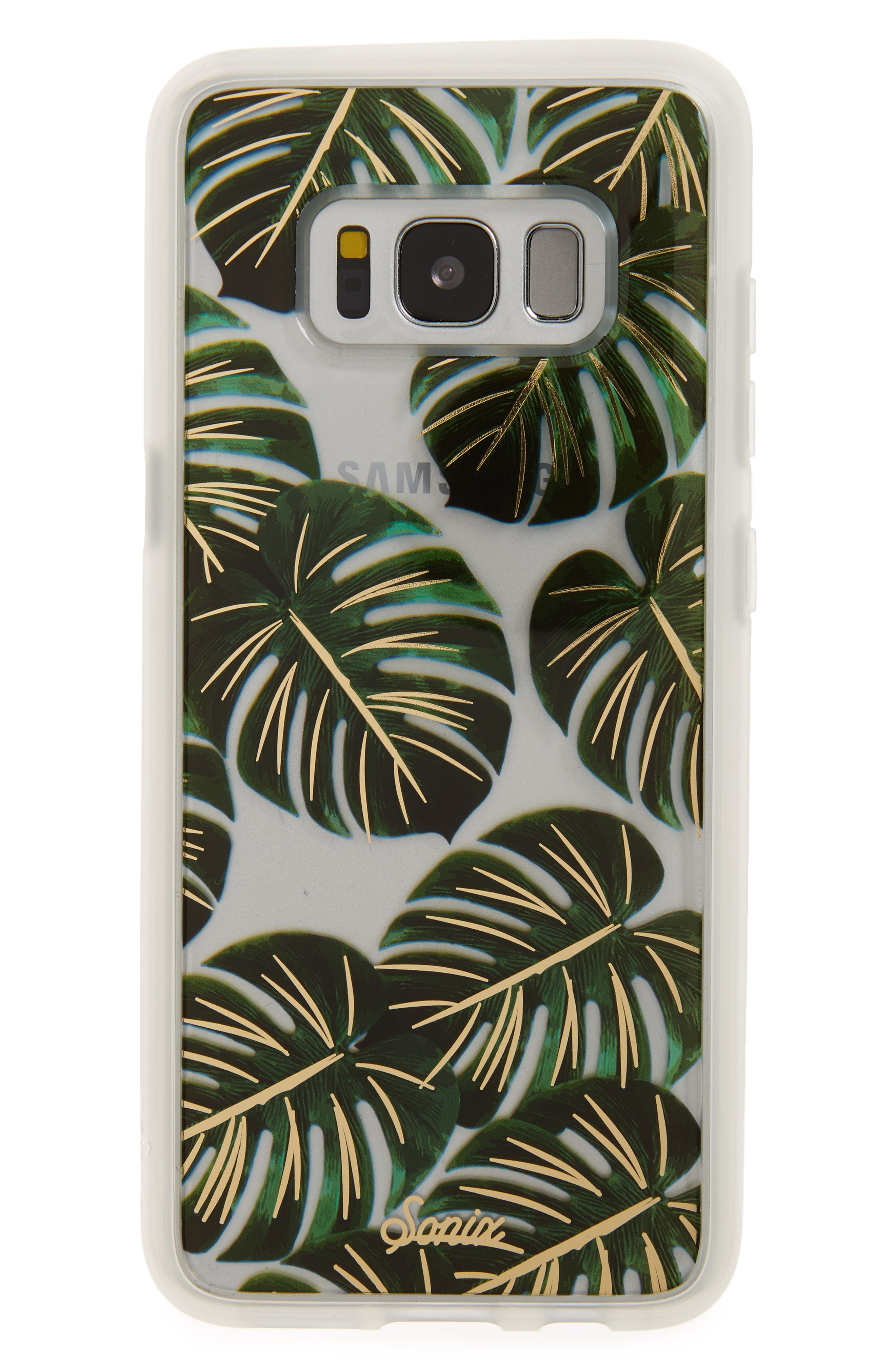 Tamarindo Samsung Galaxy S8 & Galaxy S8 Plus Case,                             Main thumbnail 1, color,