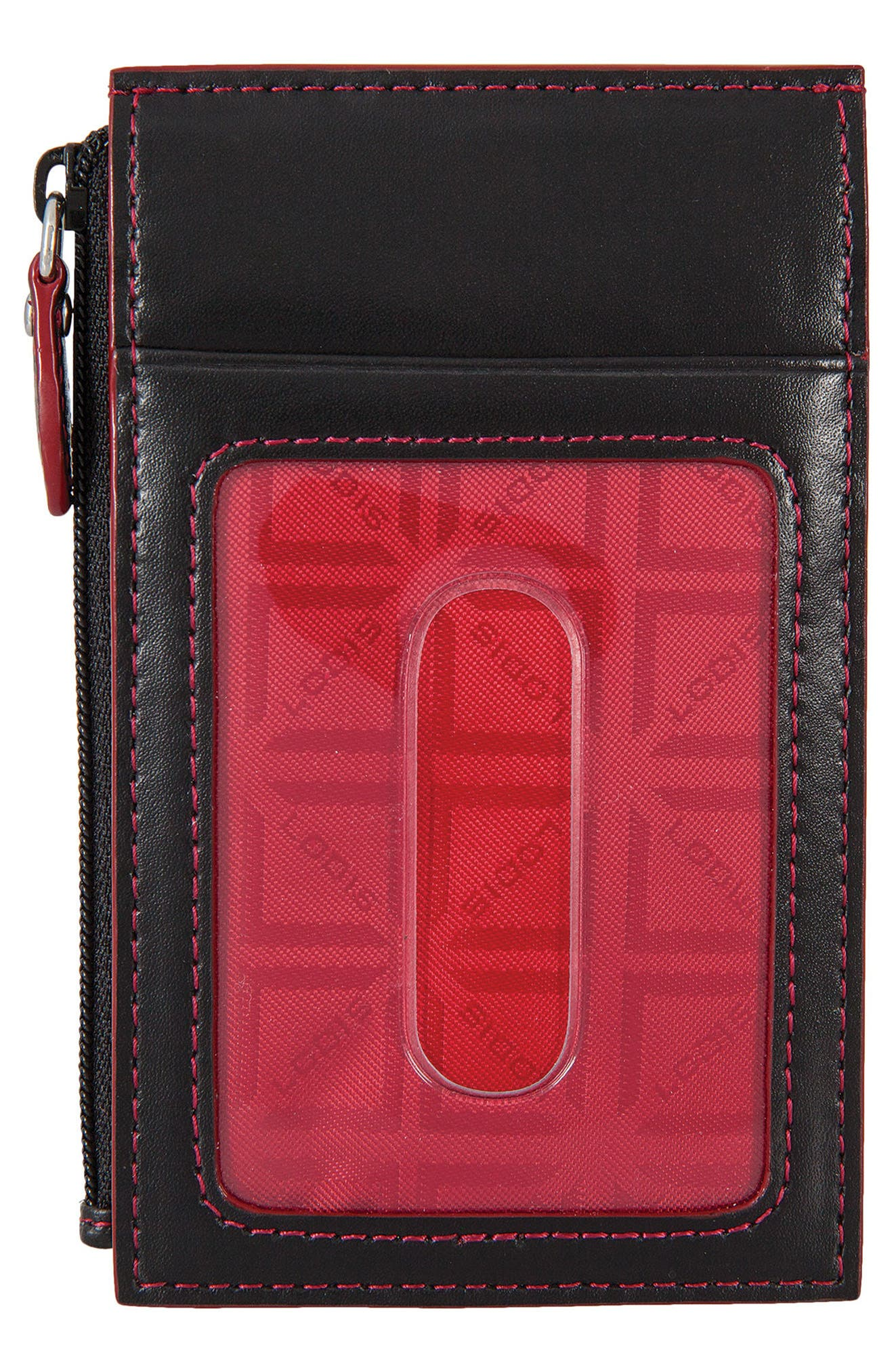 Lodis Audrey Ina Card Case,                             Alternate thumbnail 2, color,                             001