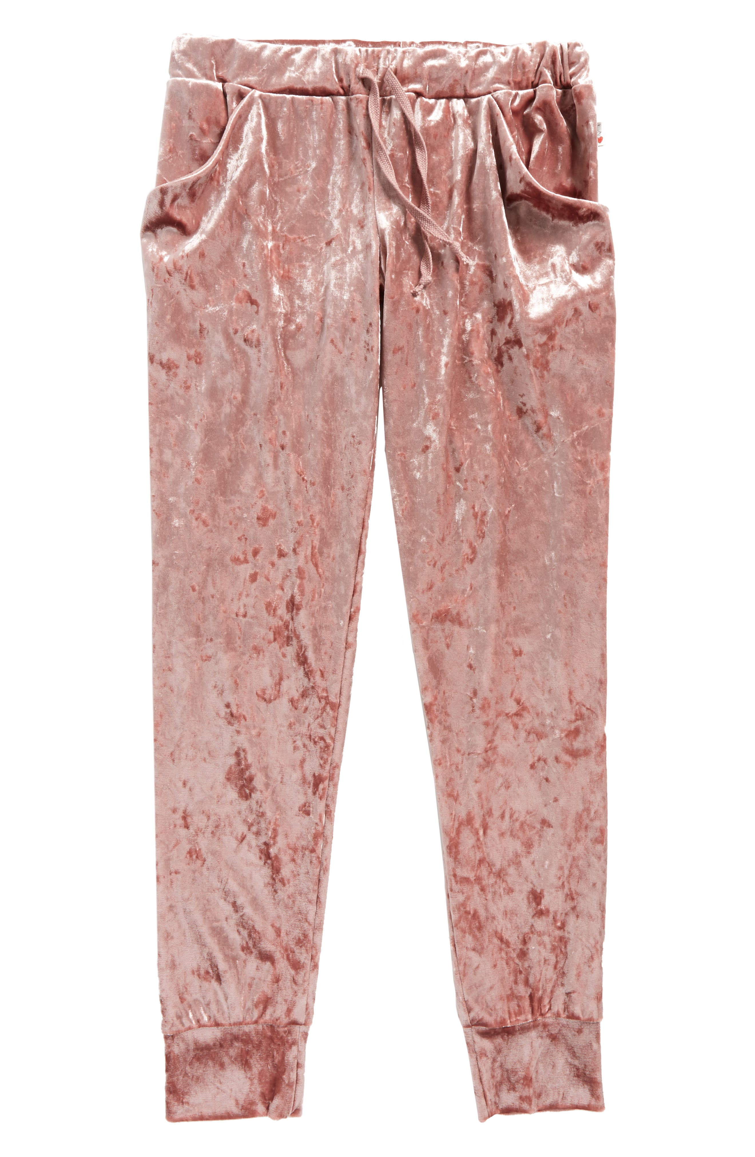 Velour Pants,                             Main thumbnail 1, color,