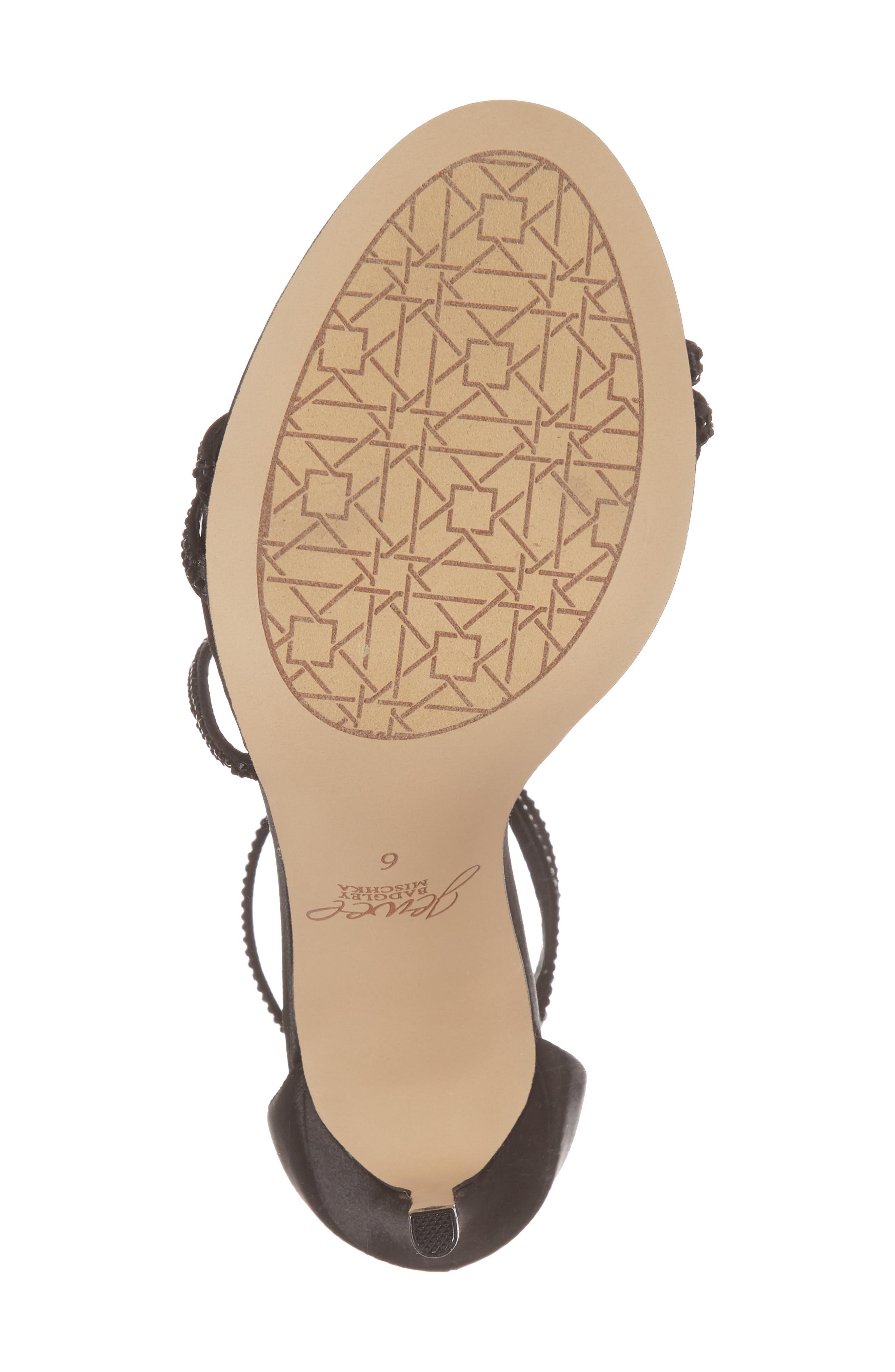 Gail Crystal Embellished Sandal,                             Alternate thumbnail 16, color,
