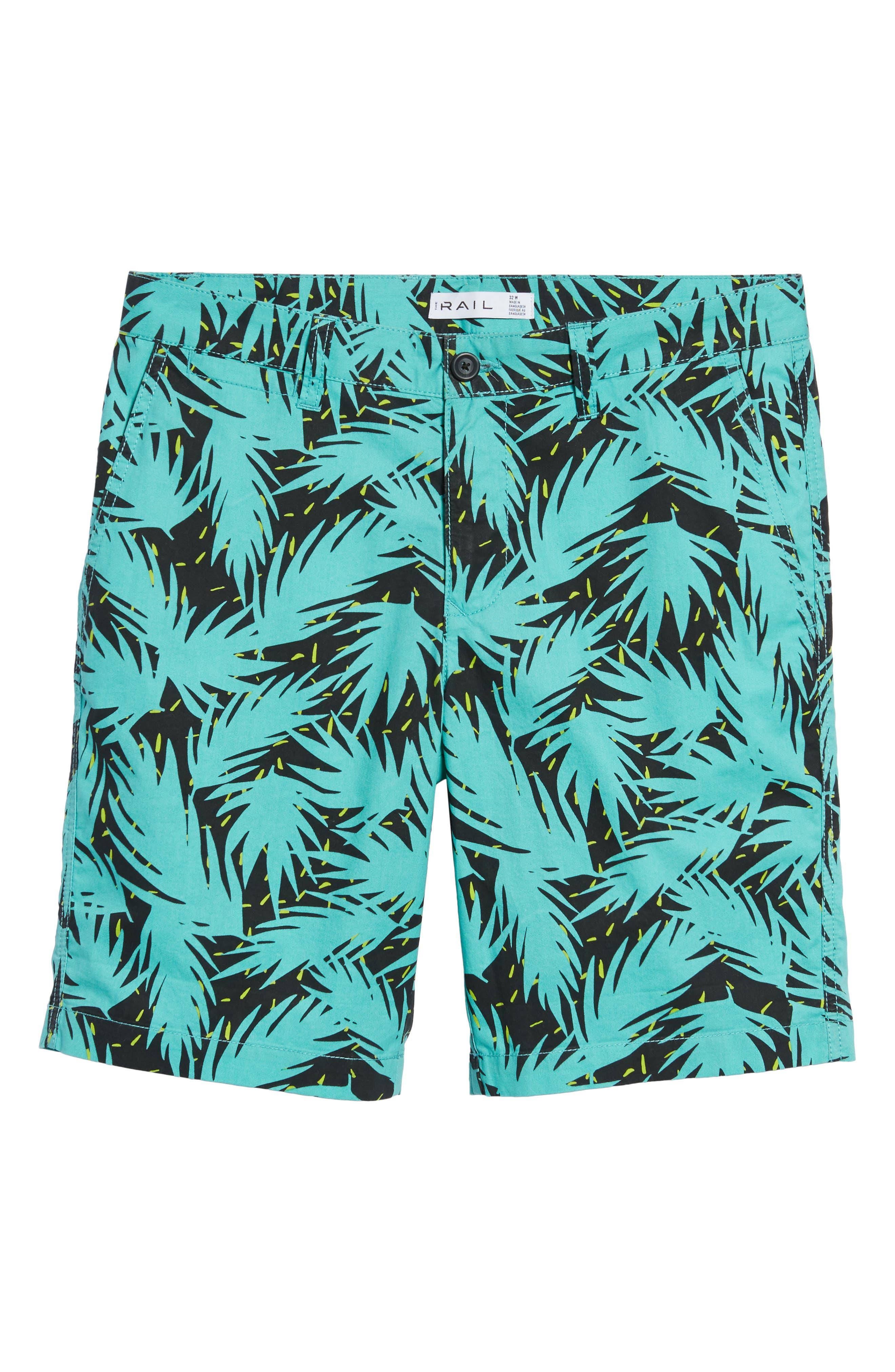Neo Tropical Shorts,                             Alternate thumbnail 6, color,                             440