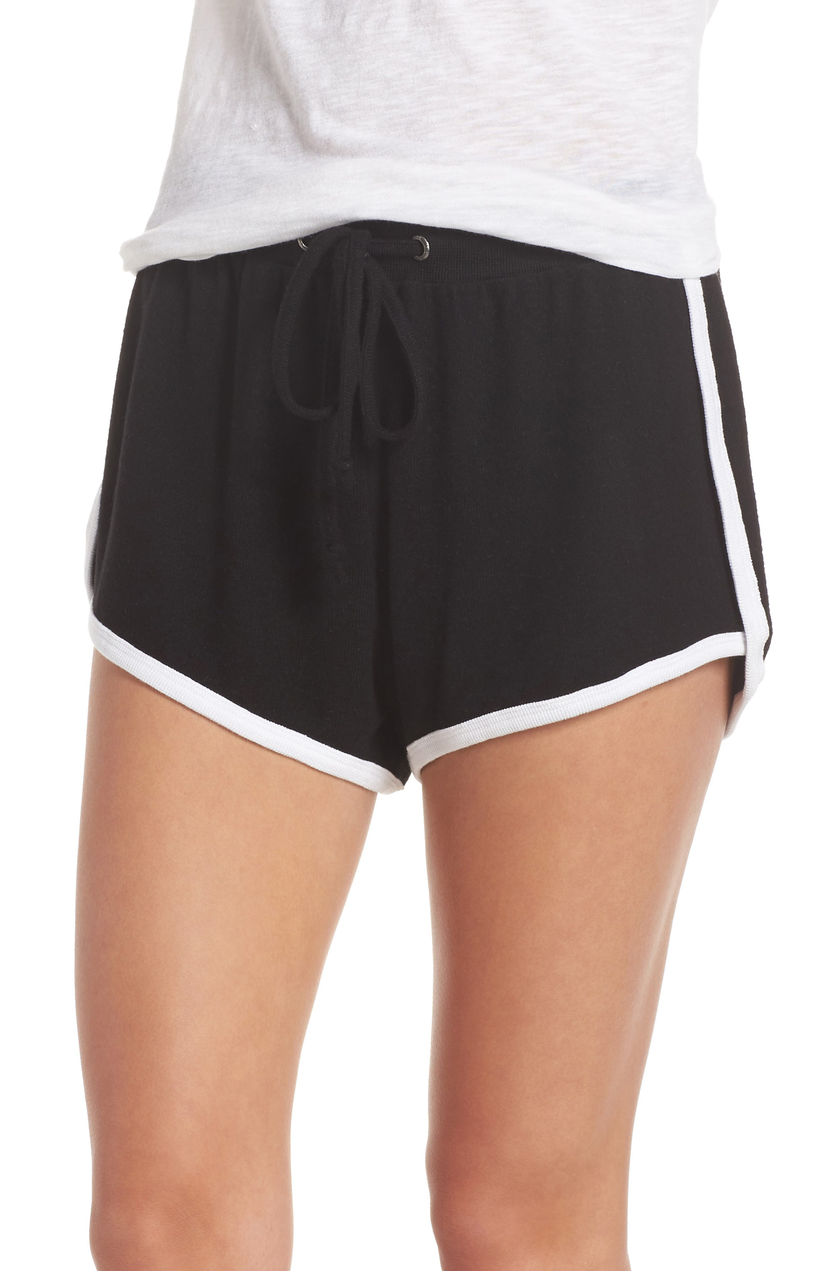 Too Cool Shorts,                         Main,                         color, BLACK