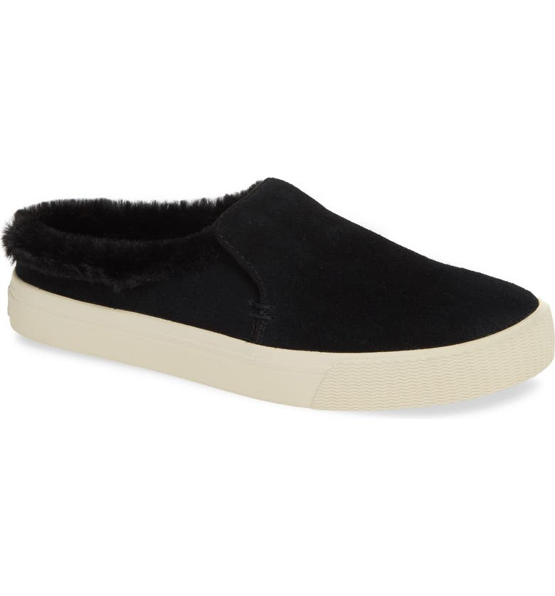 f1bdd17144db Slip On Sneakers In Faux Fur shoes Slip on sneakers Shoes Sneakers