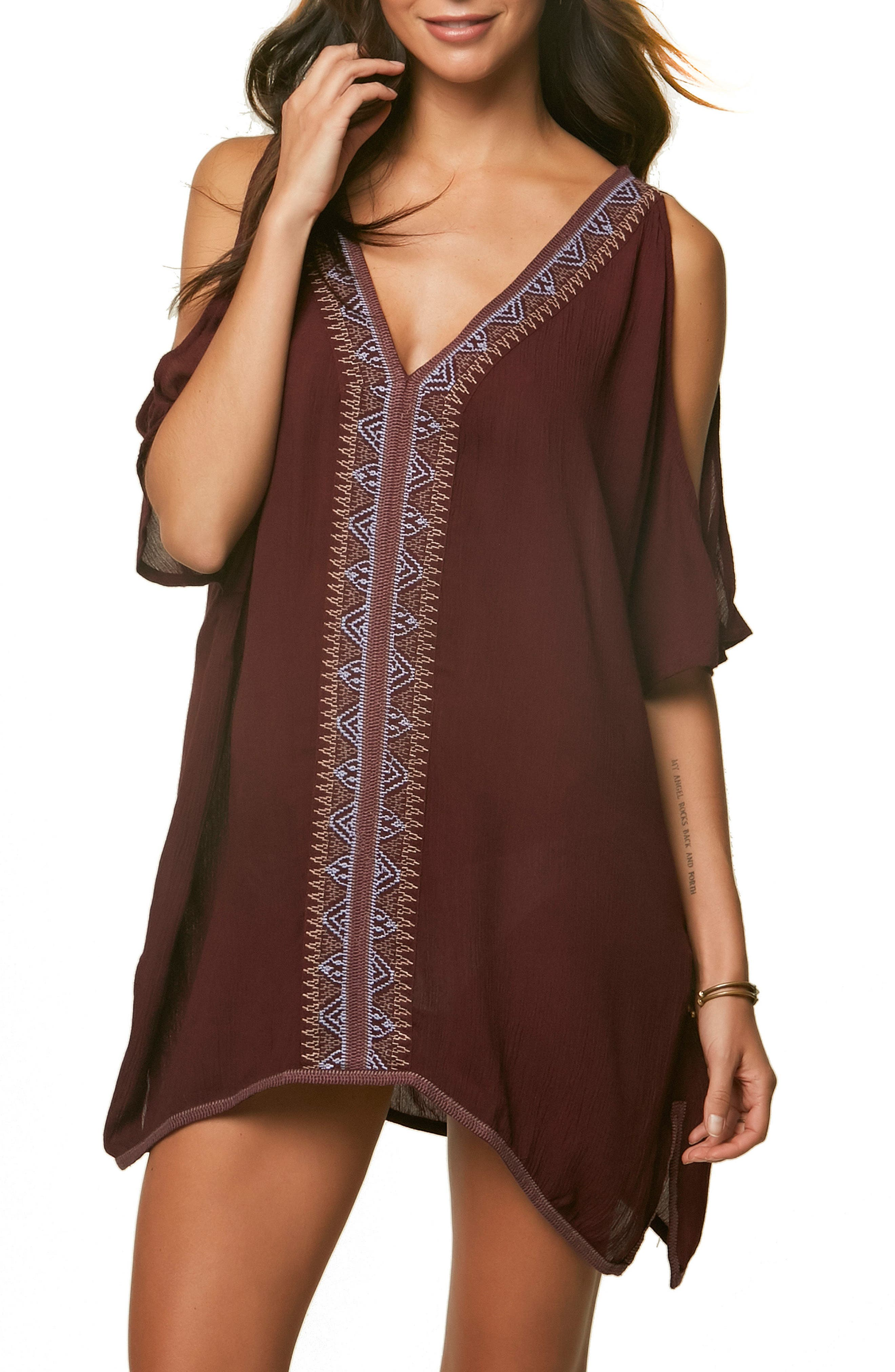 Cyrus Tunic Cover-Up,                         Main,                         color,