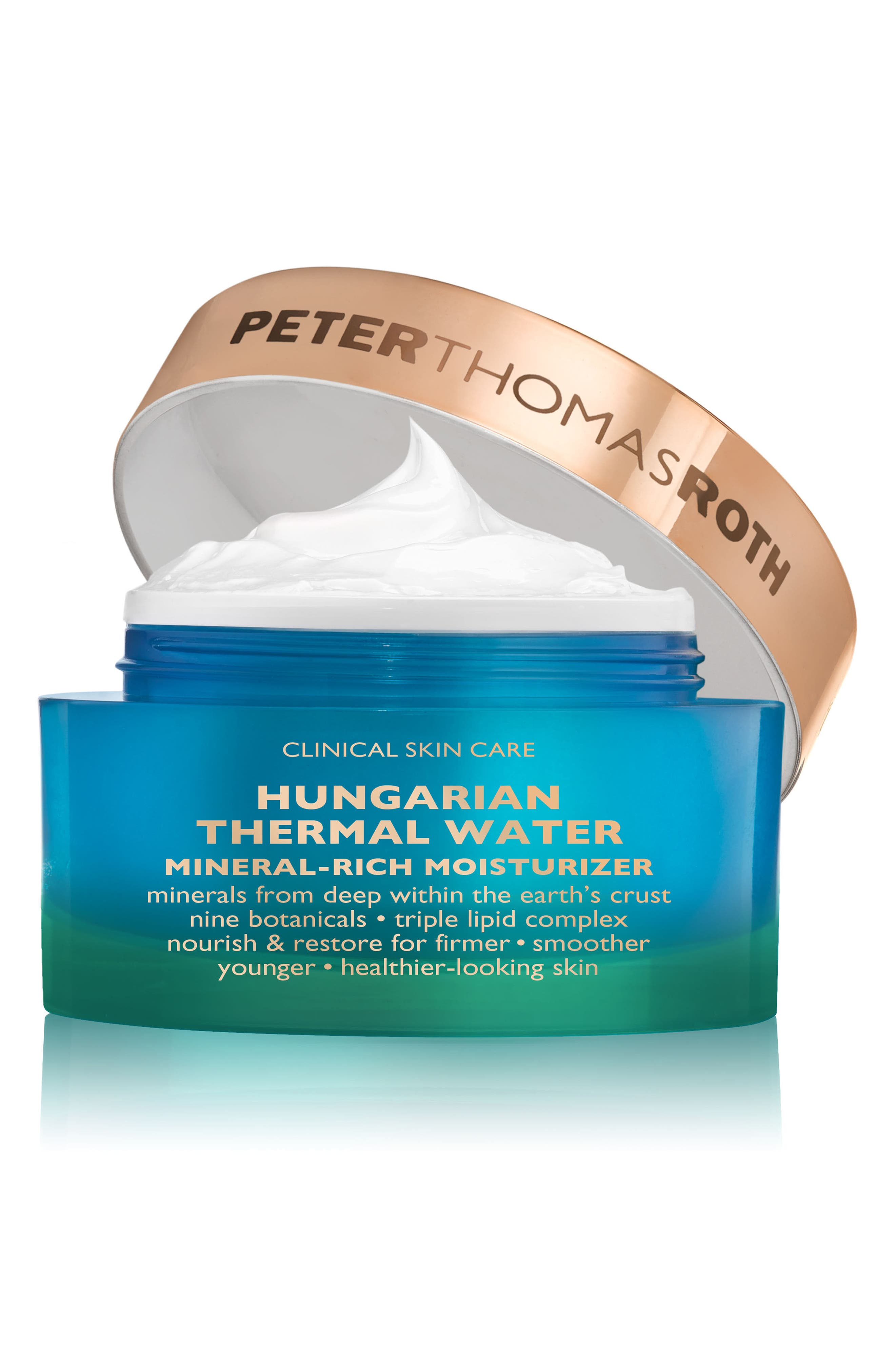 Hungarian Thermal Water Mineral-Rich Moisturizer,                             Alternate thumbnail 2, color,                             NO COLOR