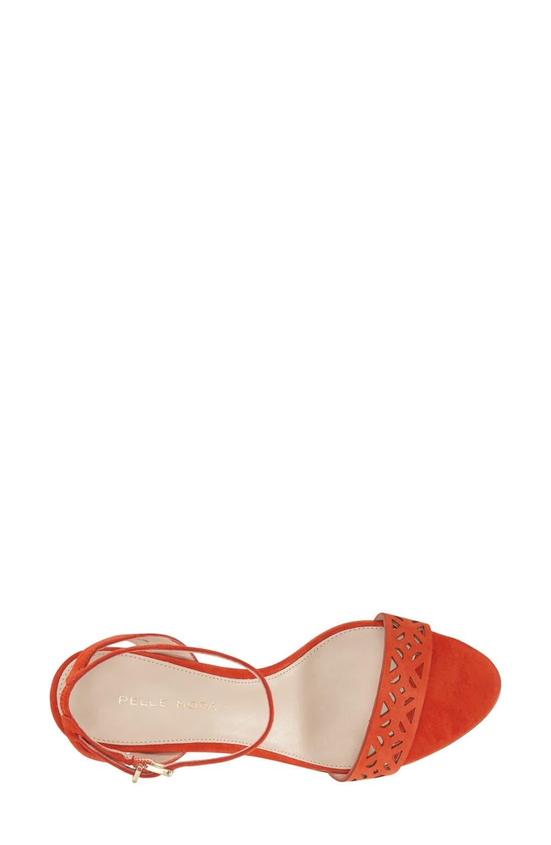 'Otis' Ankle Strap Sandal,                             Alternate thumbnail 25, color,