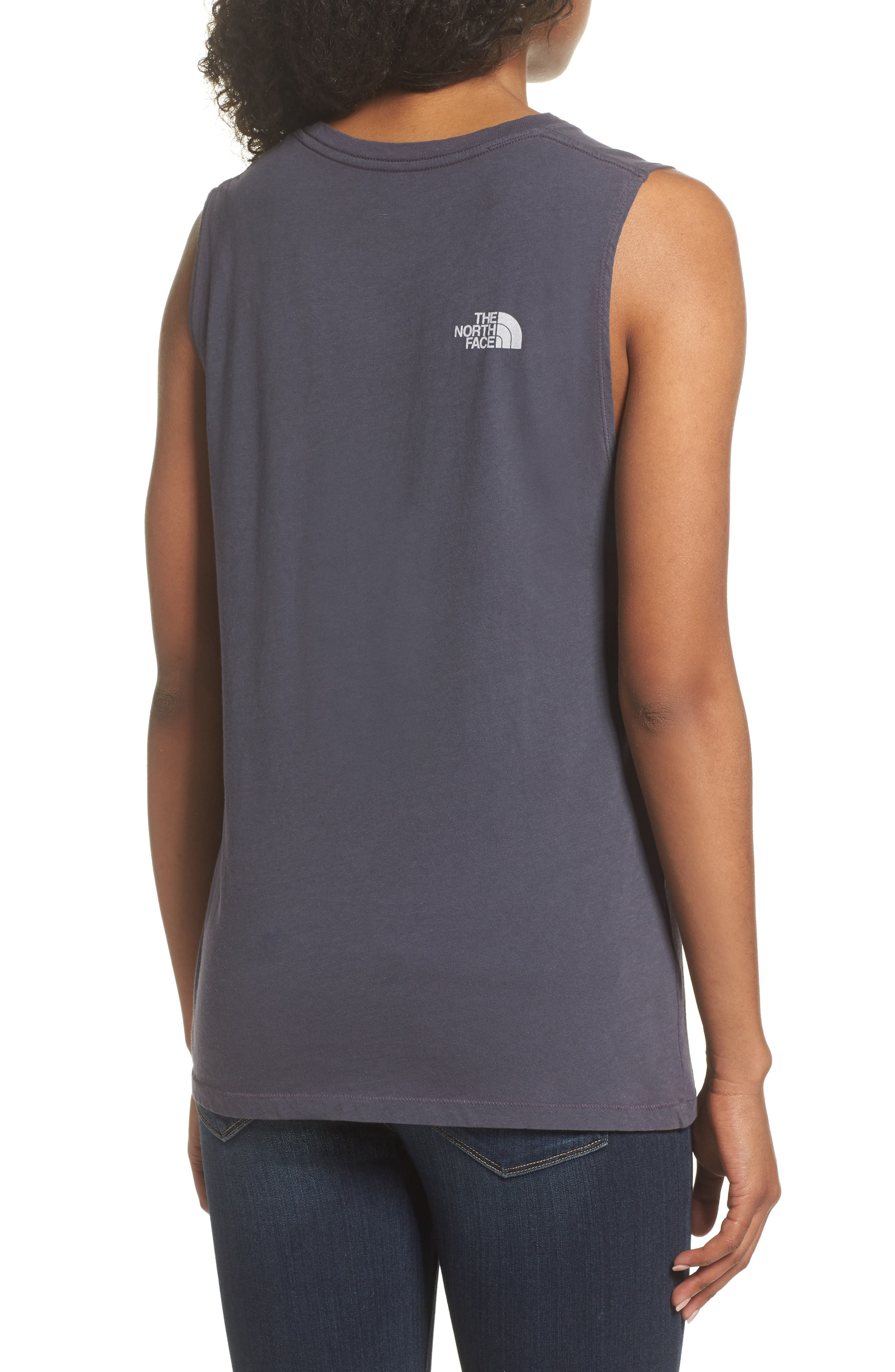 Well Loved Cruisin' Outdoors Muscle Tank,                             Alternate thumbnail 2, color,                             001