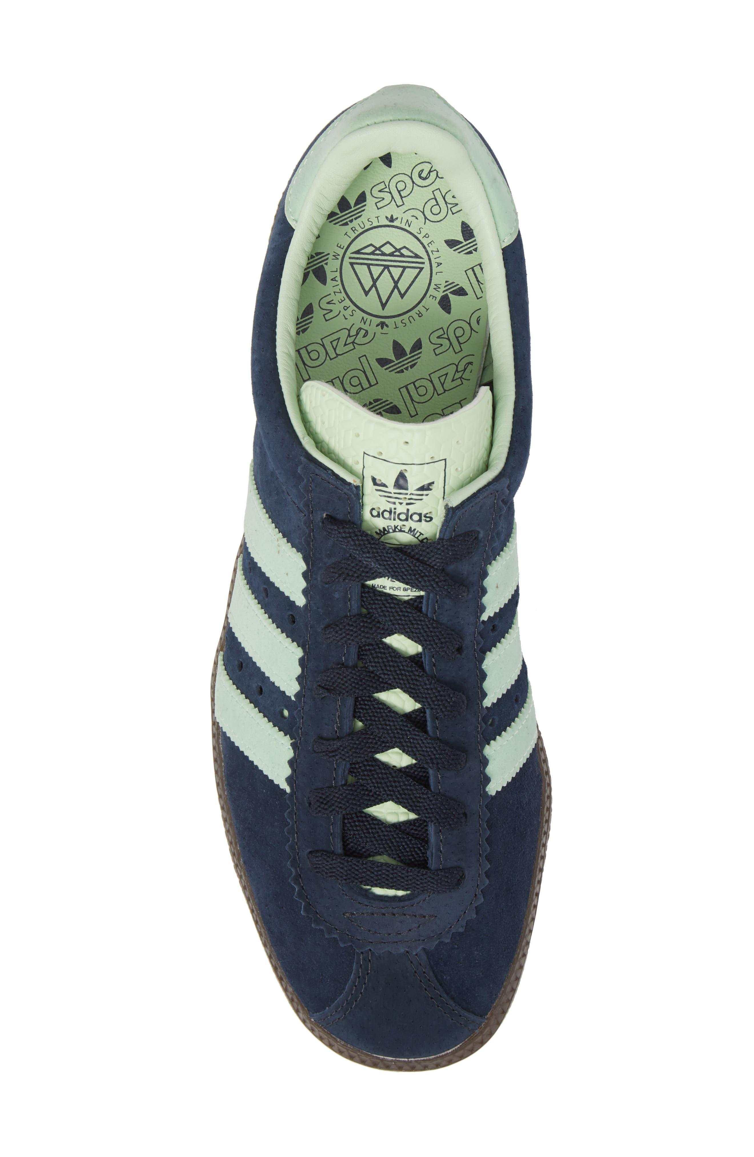 Padiham SPZL Sneaker,                             Alternate thumbnail 5, color,                             NIGHT NAVY