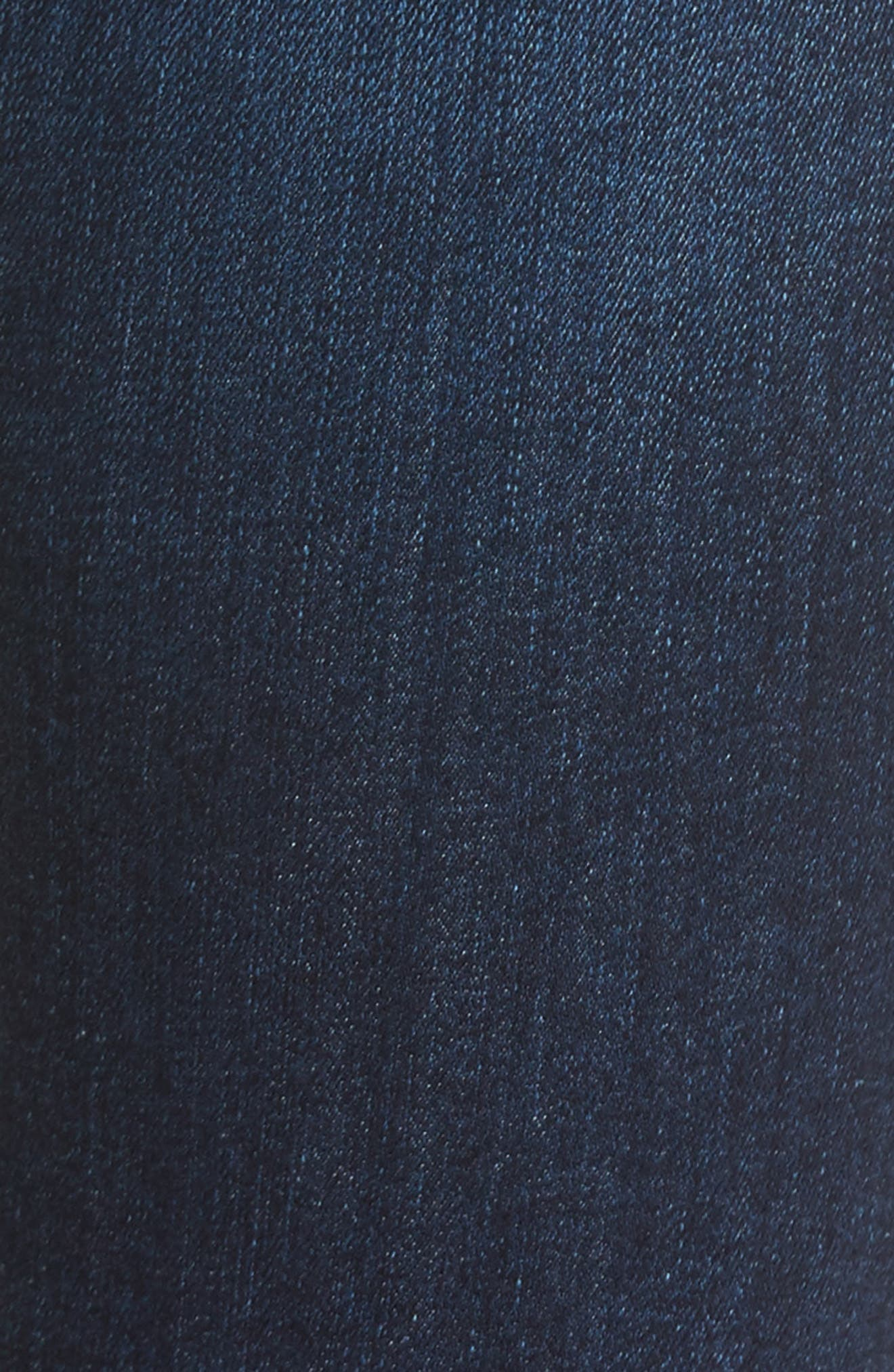 'Krista' Super Skinny Jeans,                             Alternate thumbnail 6, color,                             SOLO