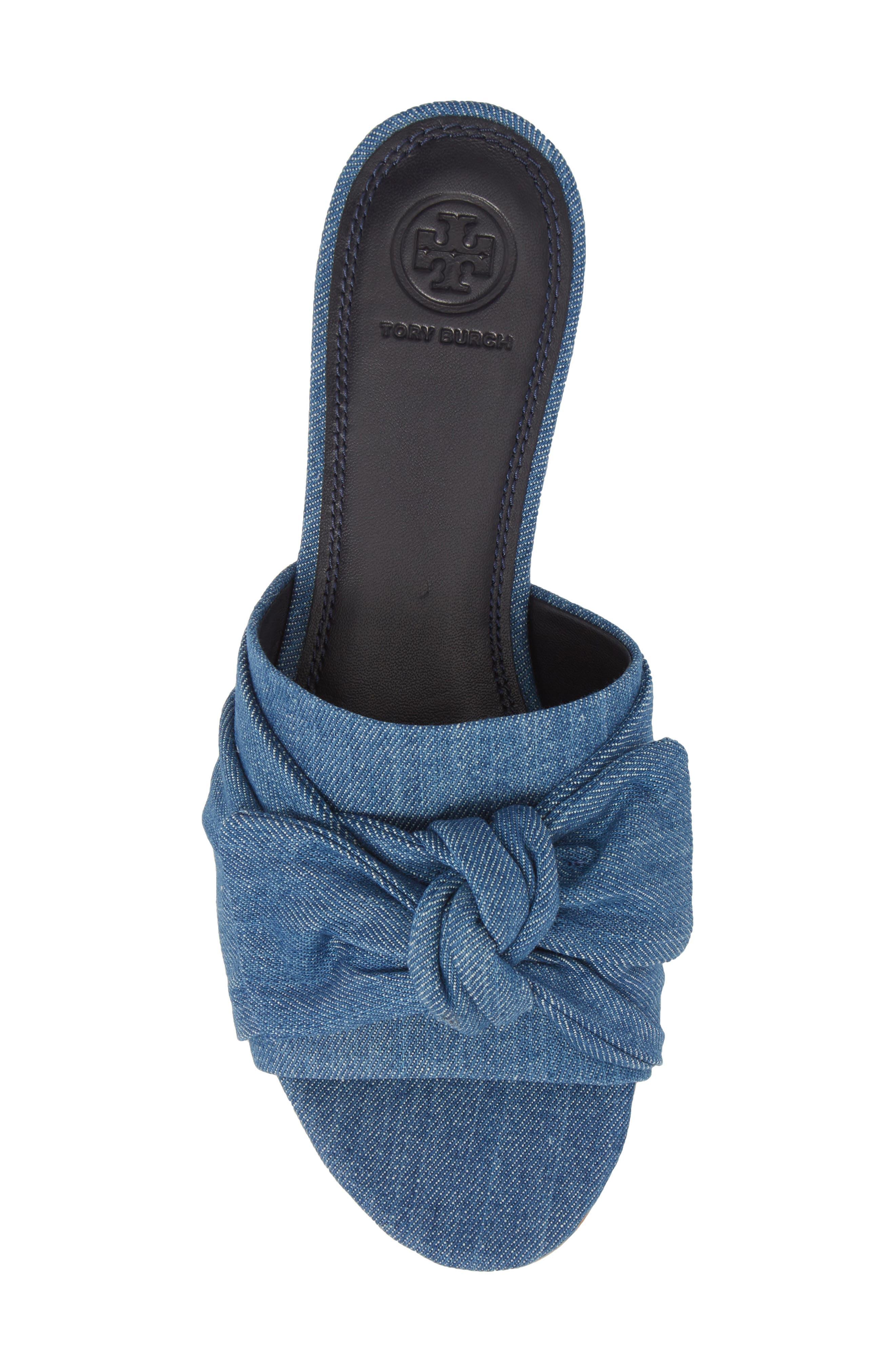 Annabelle Bow Slide Sandal,                             Alternate thumbnail 14, color,