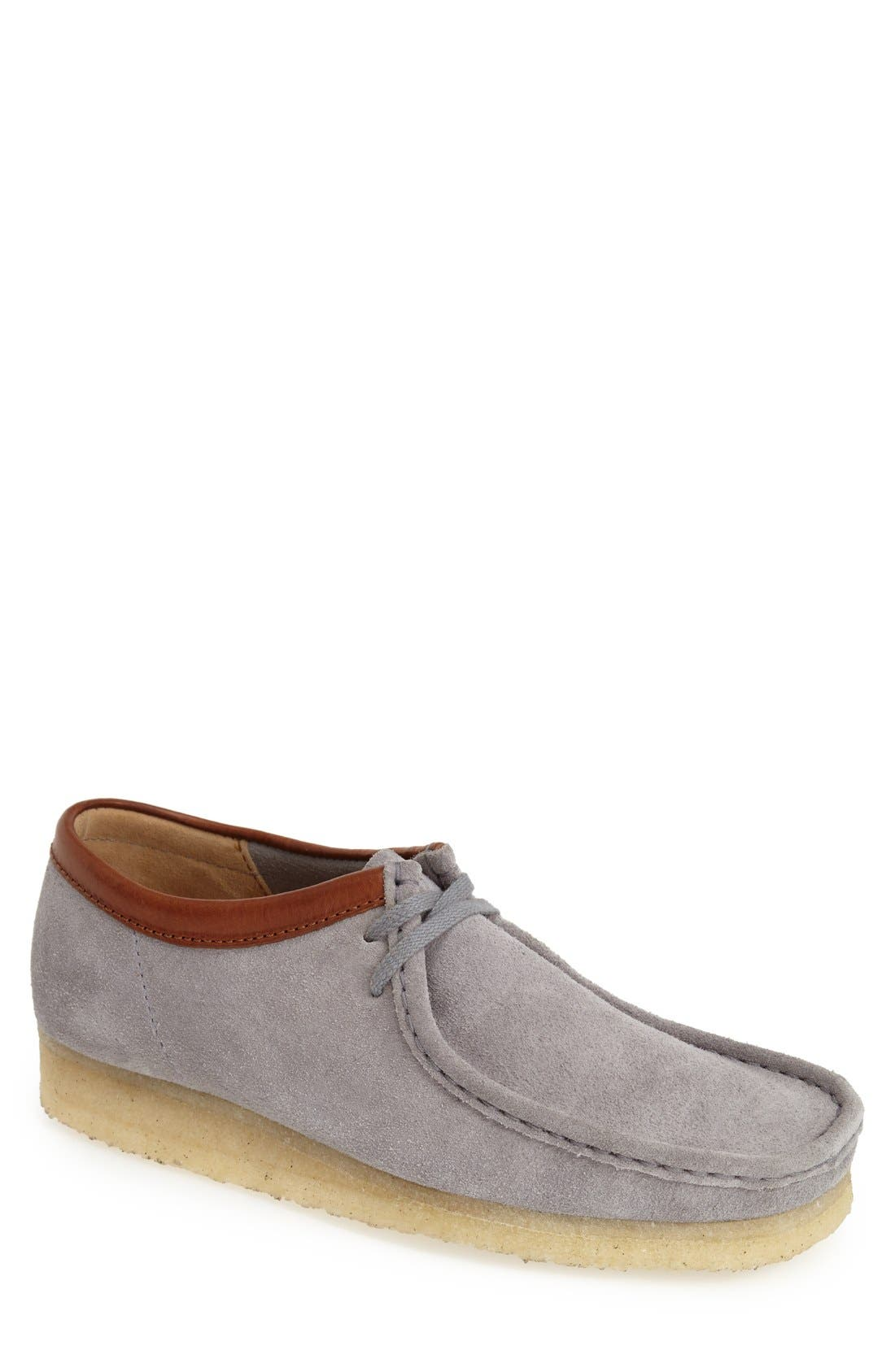 'Wallabee' Moc Toe Derby (Online Only),                             Main thumbnail 11, color,