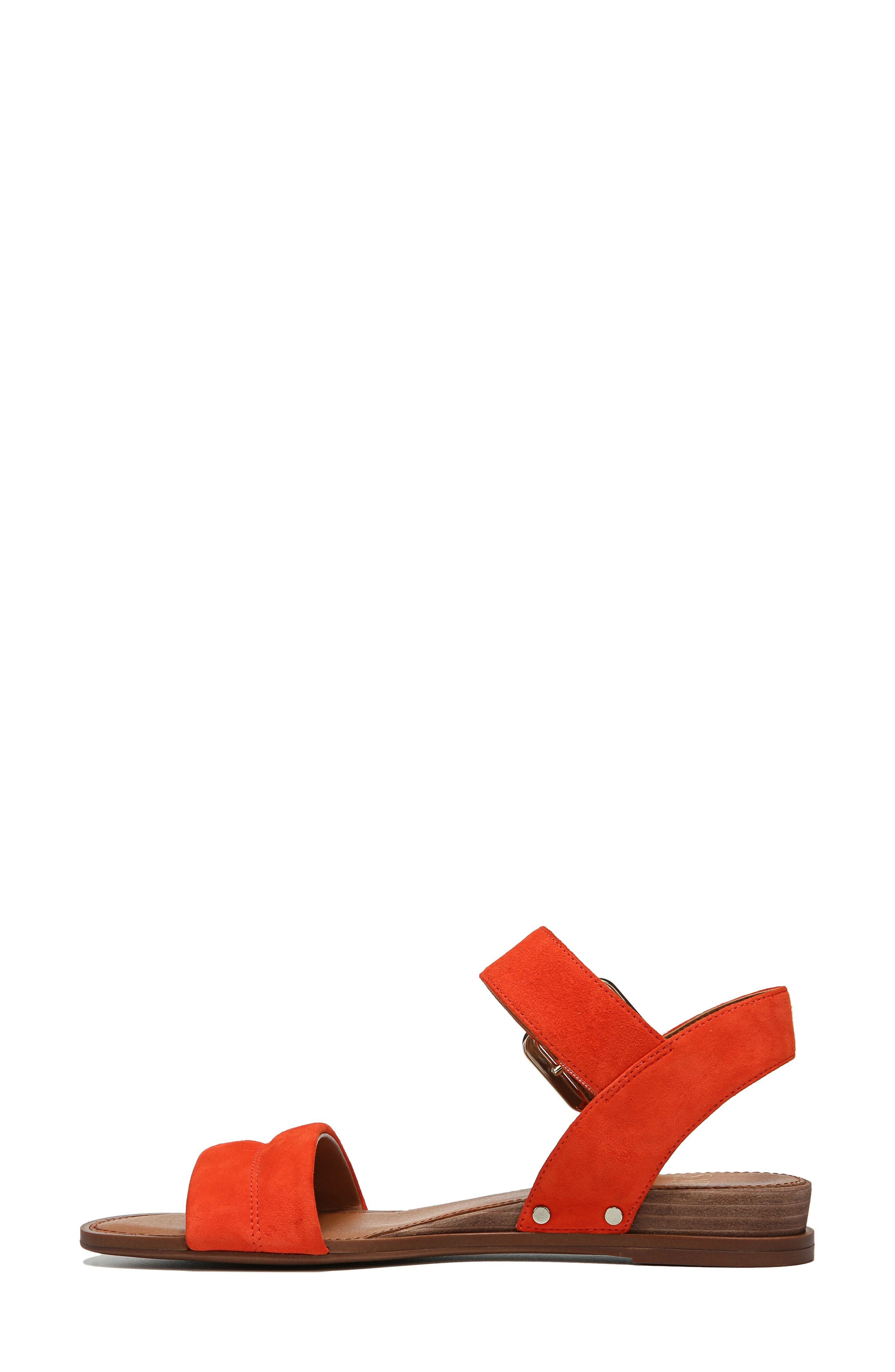 Patterson Low Wedge Sandal,                             Alternate thumbnail 21, color,