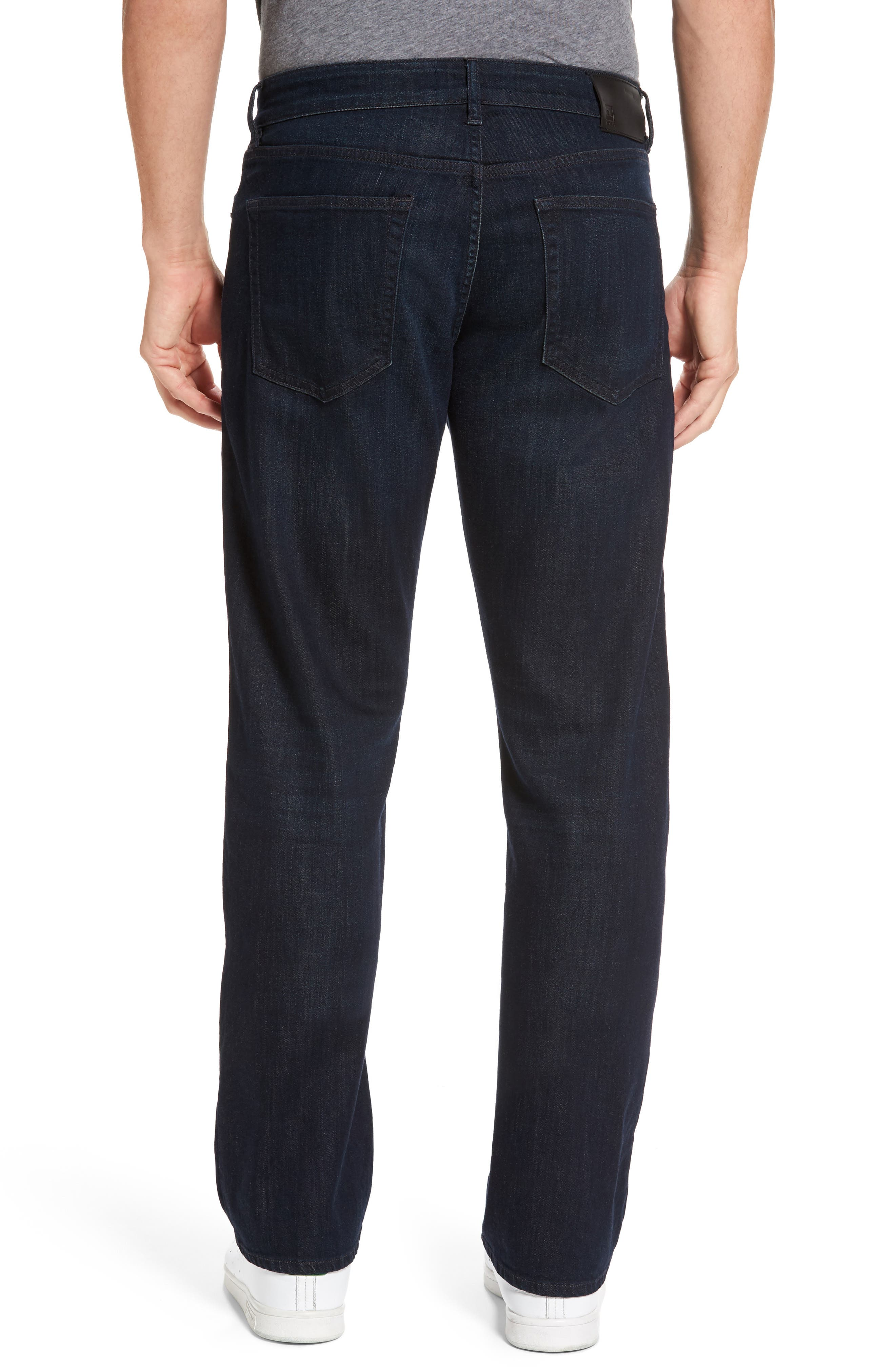 Avery Slim Straight Leg Jeans,                             Alternate thumbnail 2, color,                             426