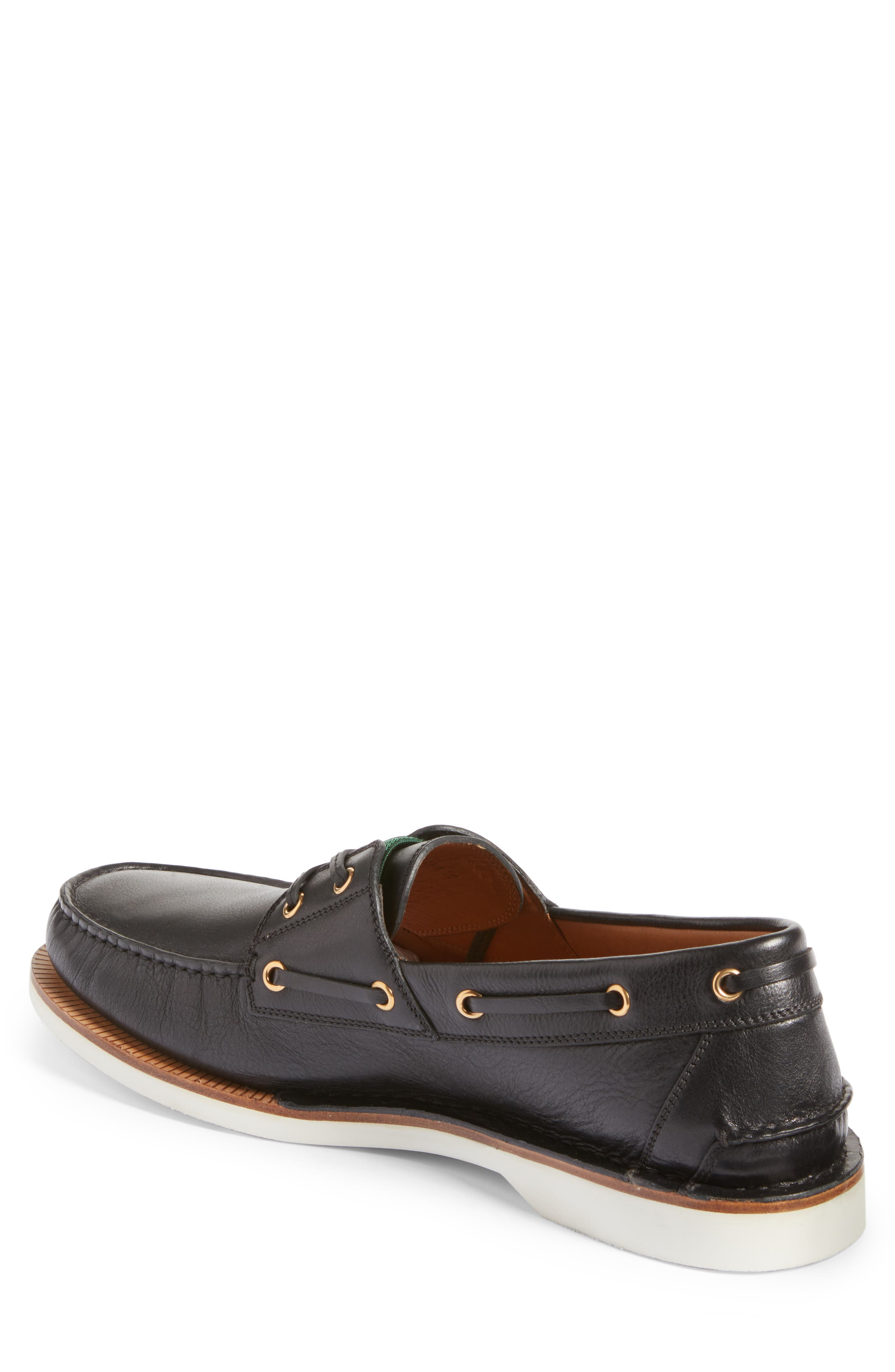 Delta Boat Loafer,                             Alternate thumbnail 2, color,                             009