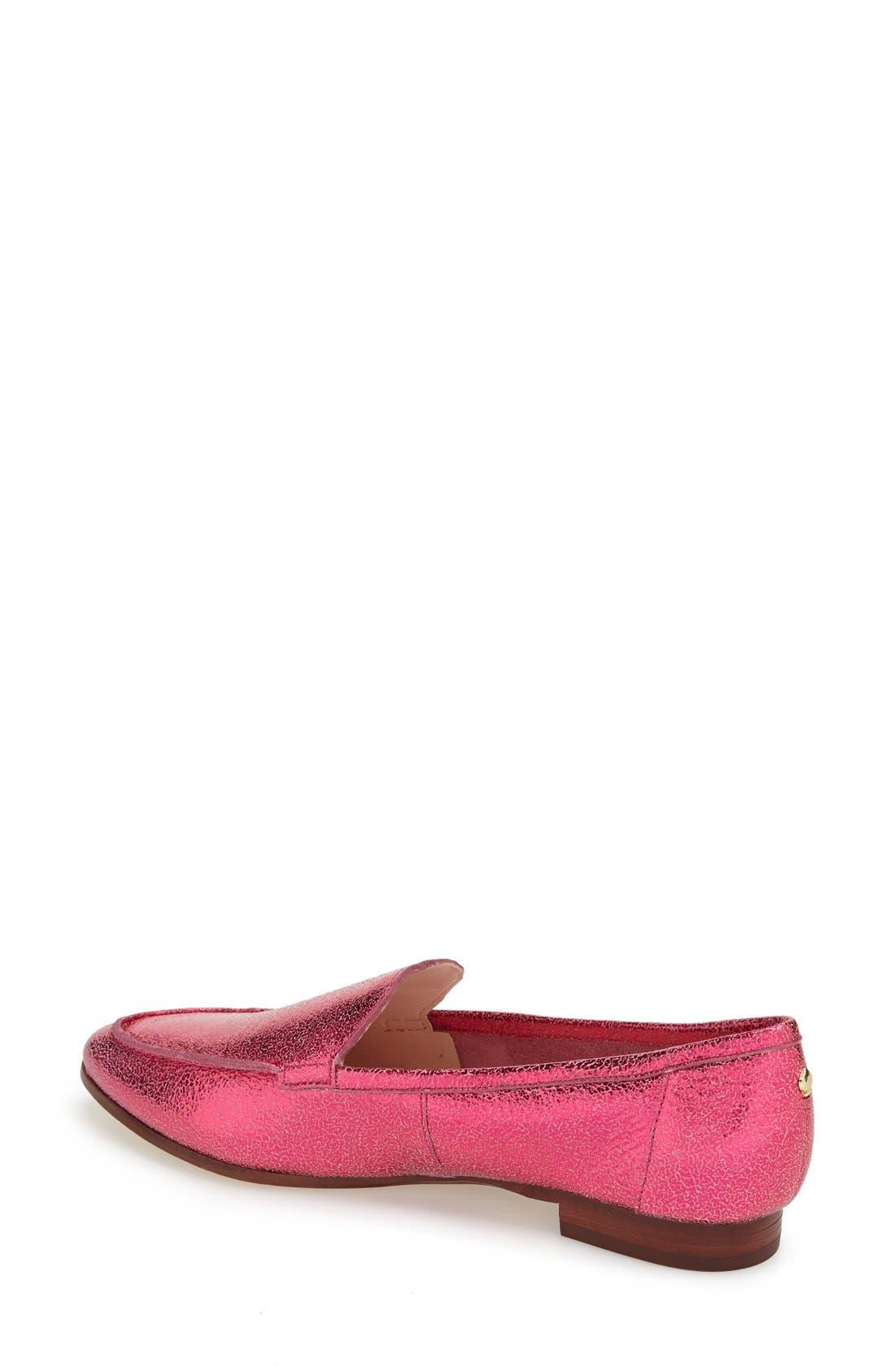 'carima' loafer flat,                             Alternate thumbnail 36, color,
