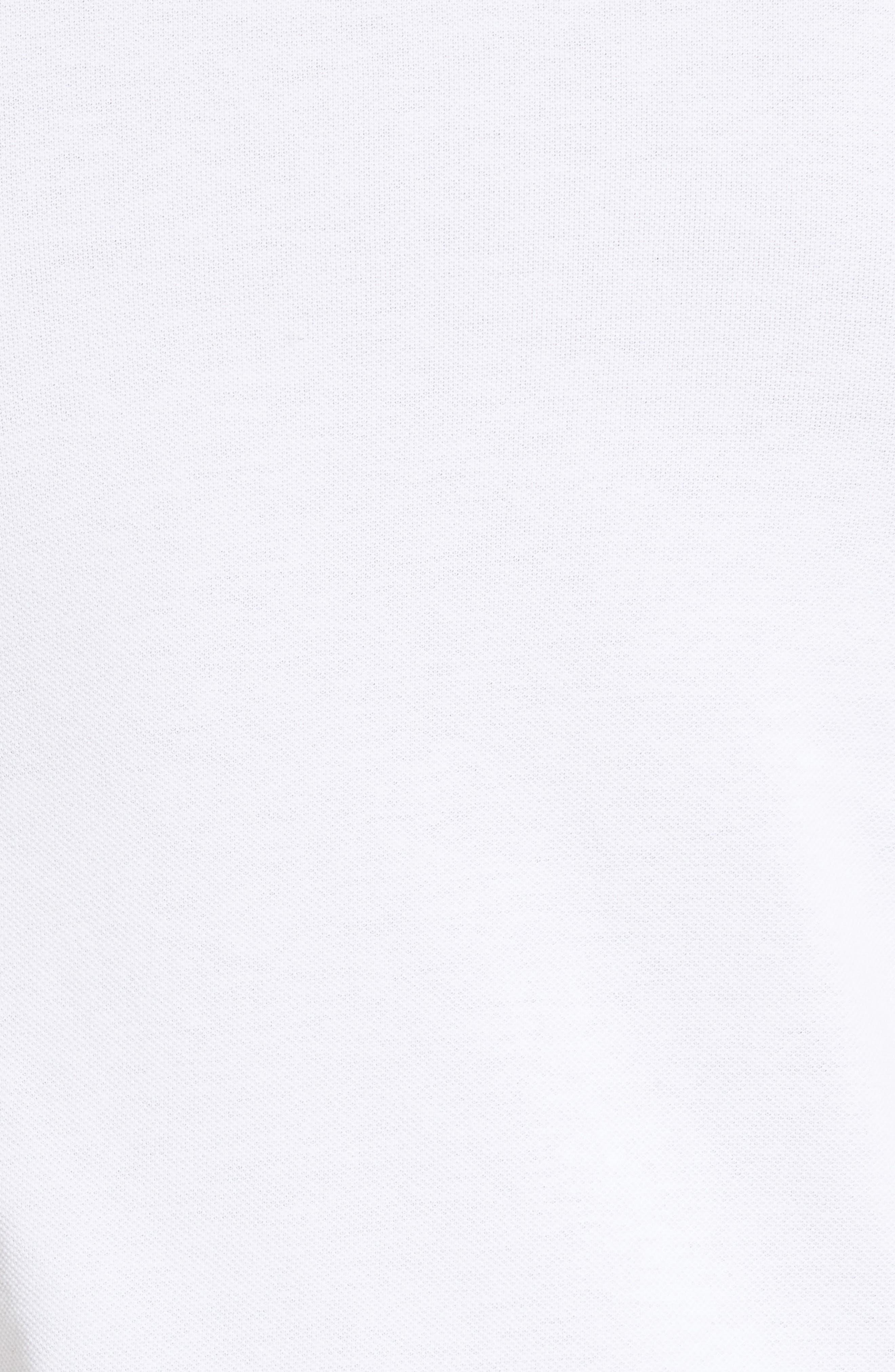 Ciro Dog Extra Trim Fit Polo,                             Alternate thumbnail 5, color,                             100