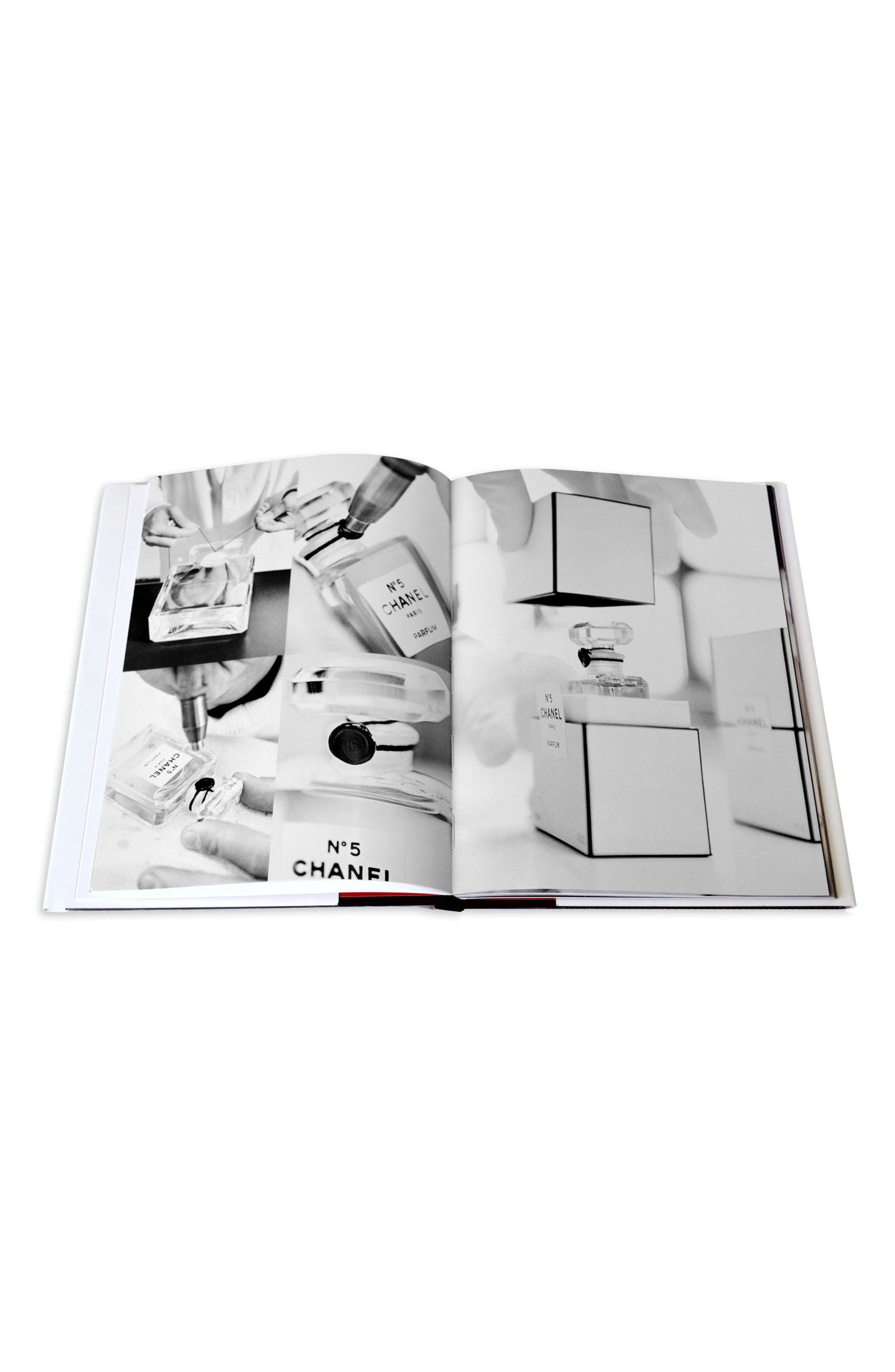 'Chanel' Three-Book Set,                             Alternate thumbnail 7, color,                             100