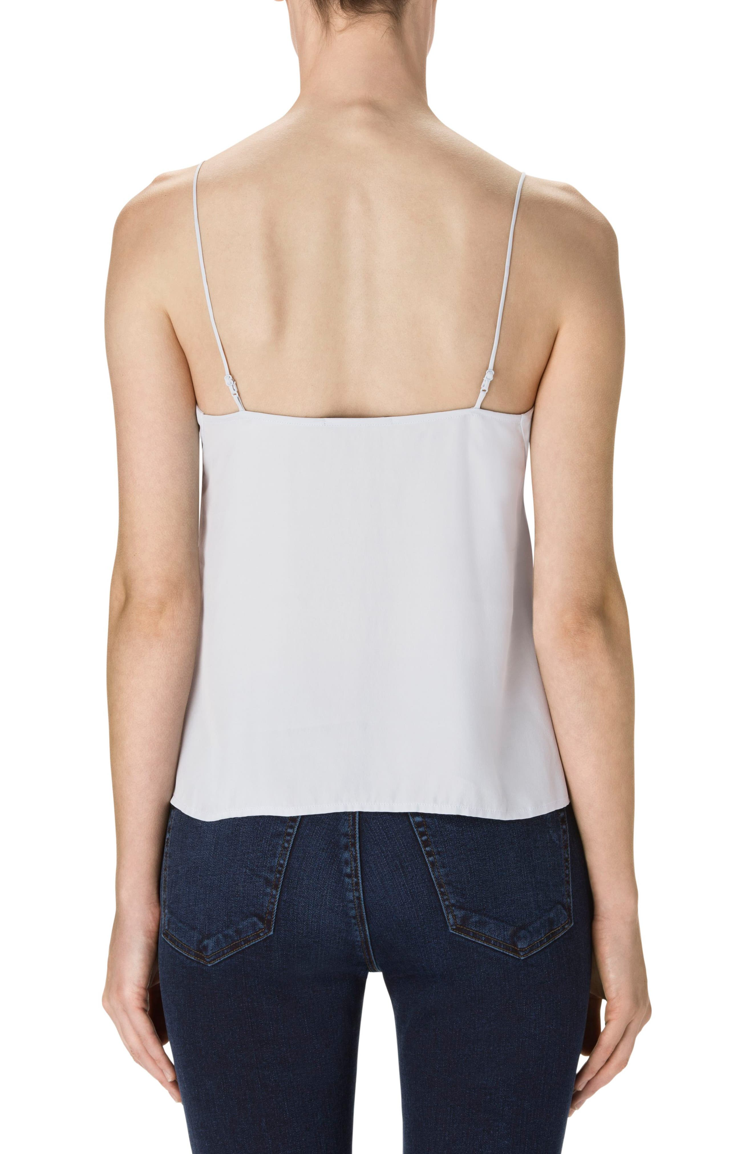 Lucy Silk Camisole,                             Alternate thumbnail 2, color,                             039