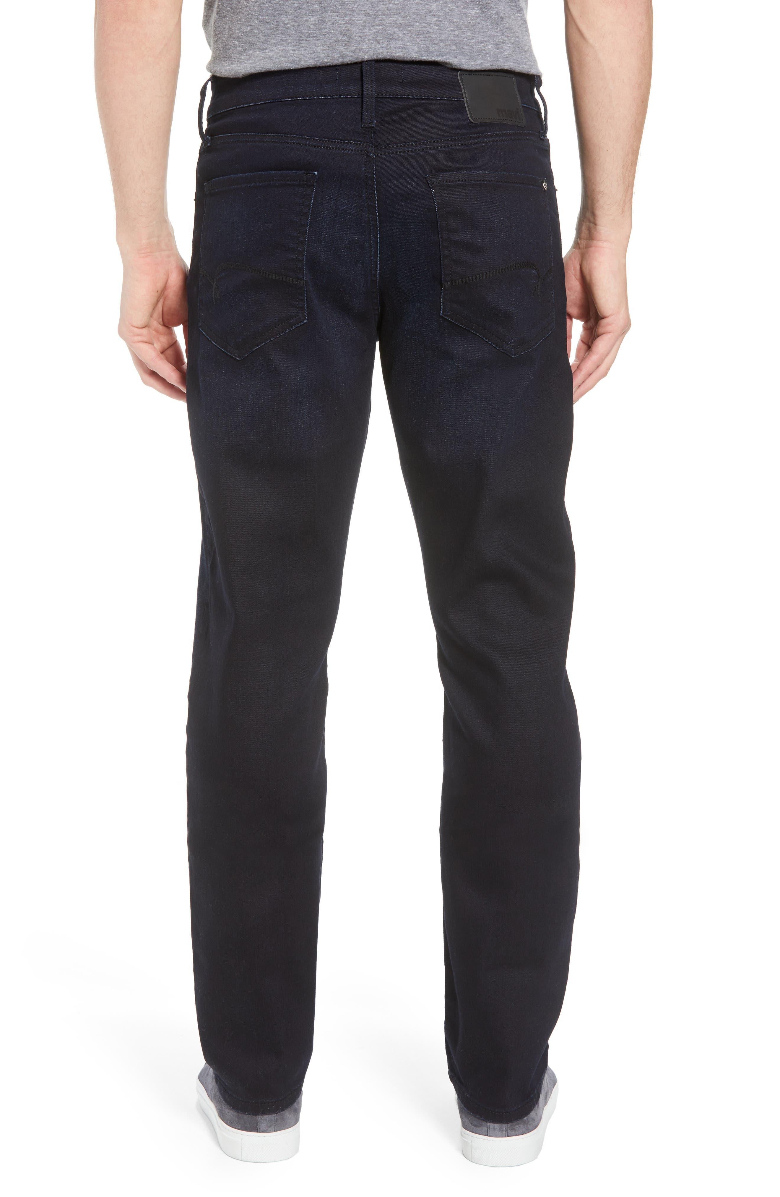 Matt Relaxed Fit Jeans,                             Alternate thumbnail 2, color,                             DEEP CAPITOL HILL