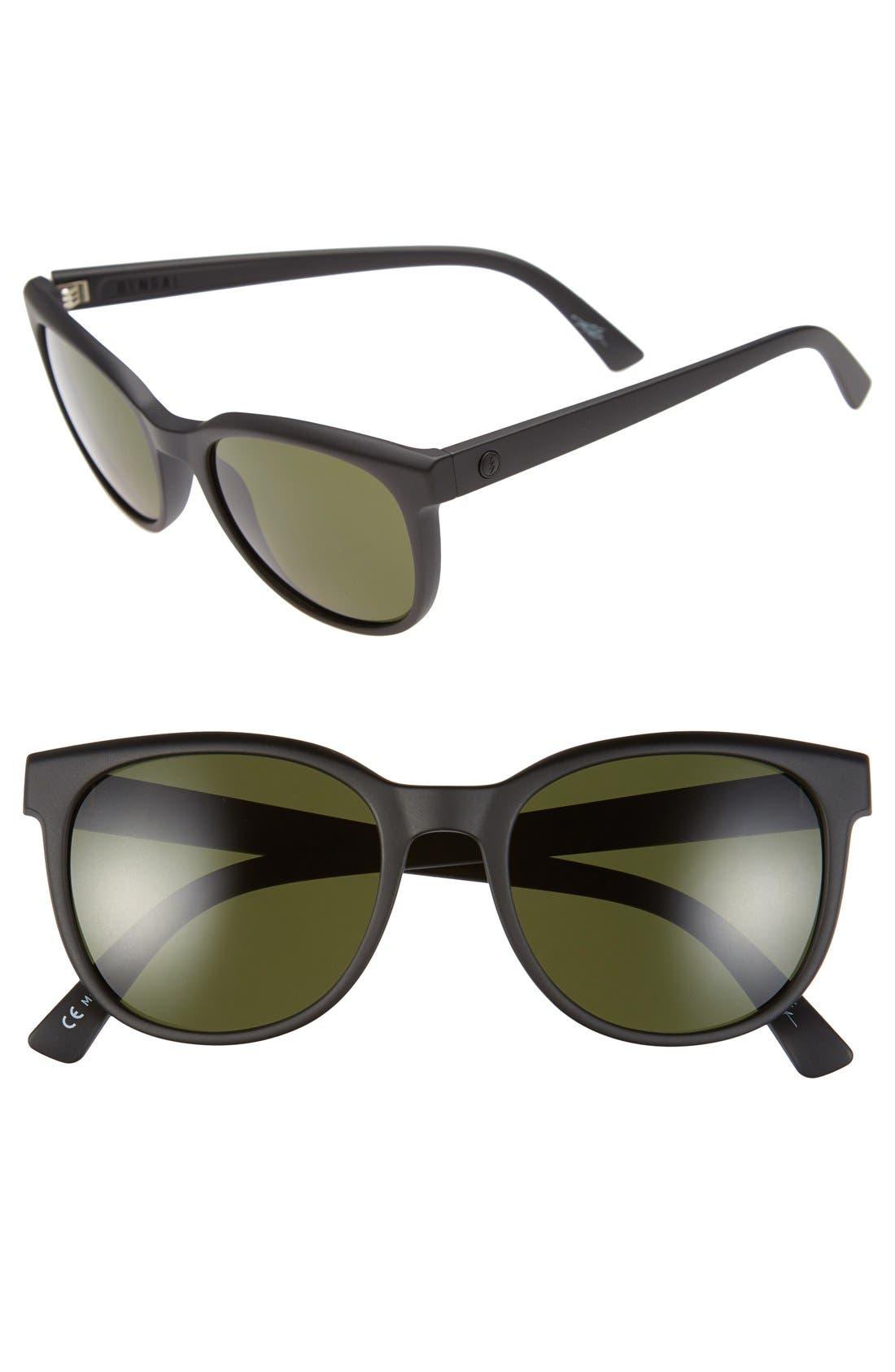 'Bengal' 52mm Sunglasses,                             Main thumbnail 1, color,                             001