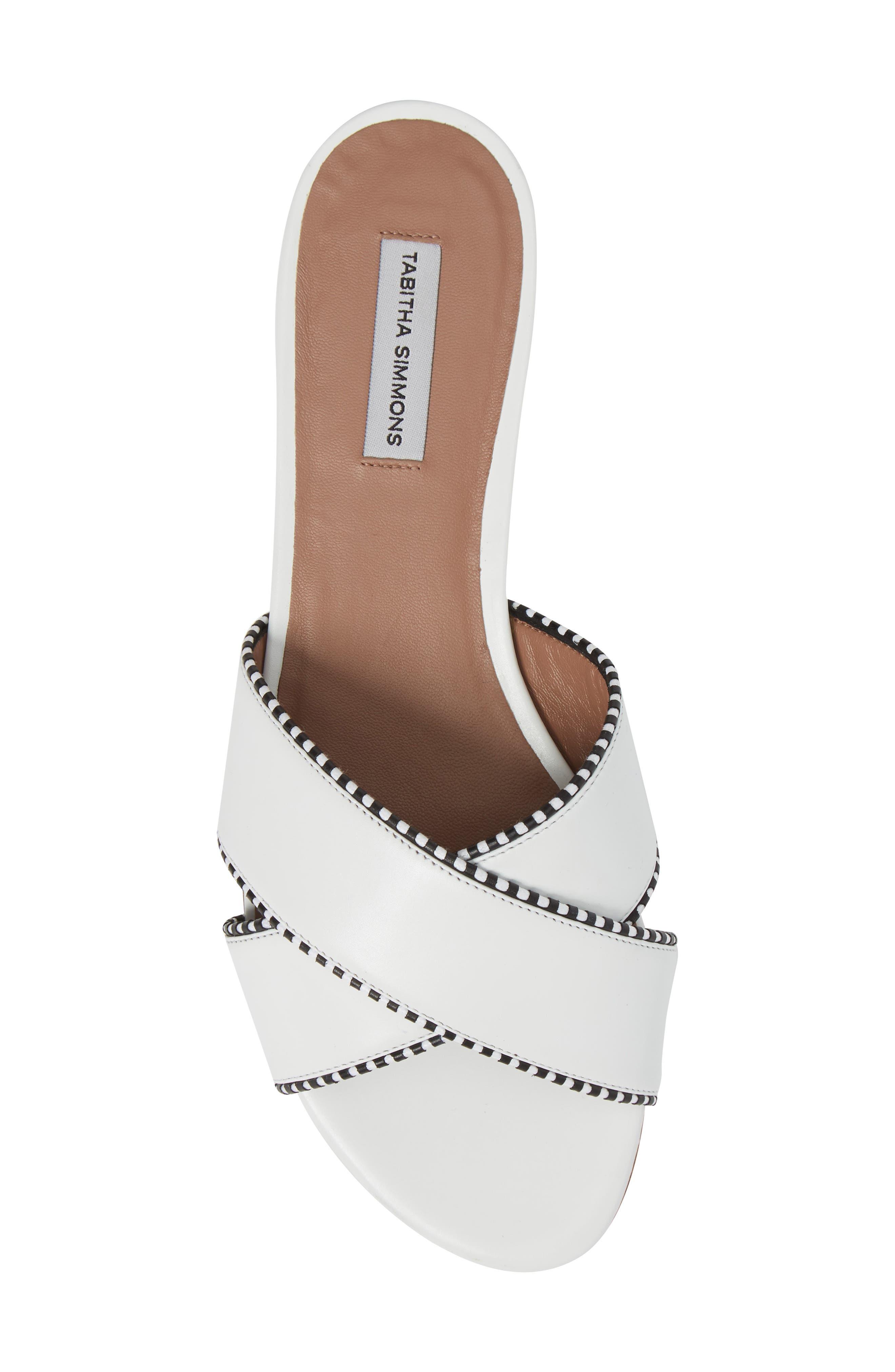 Lassie Profilo Slide Sandal,                             Alternate thumbnail 5, color,                             100
