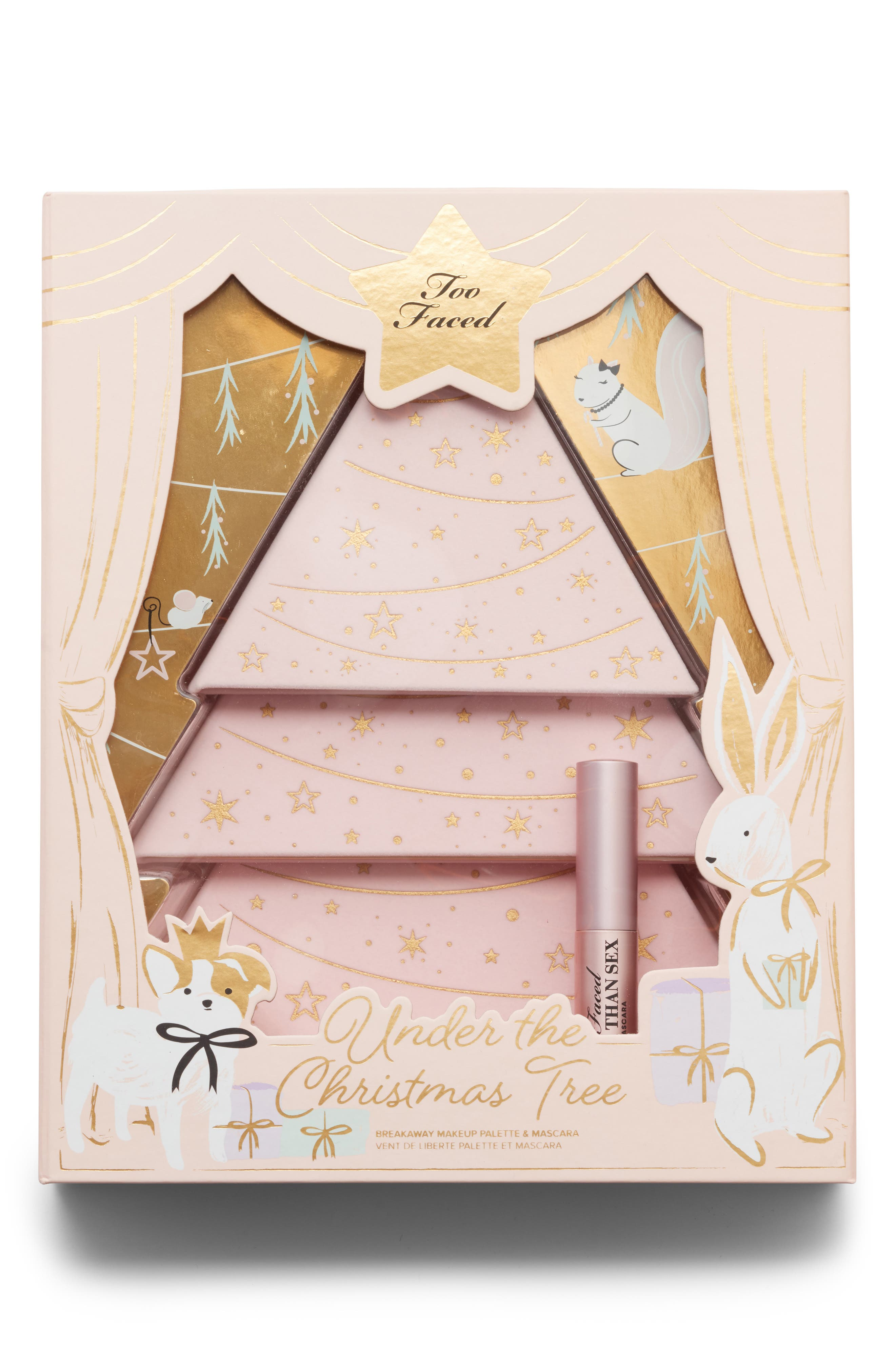 TOO FACED,                             Under The Christmas Tree Set,                             Alternate thumbnail 2, color,                             220
