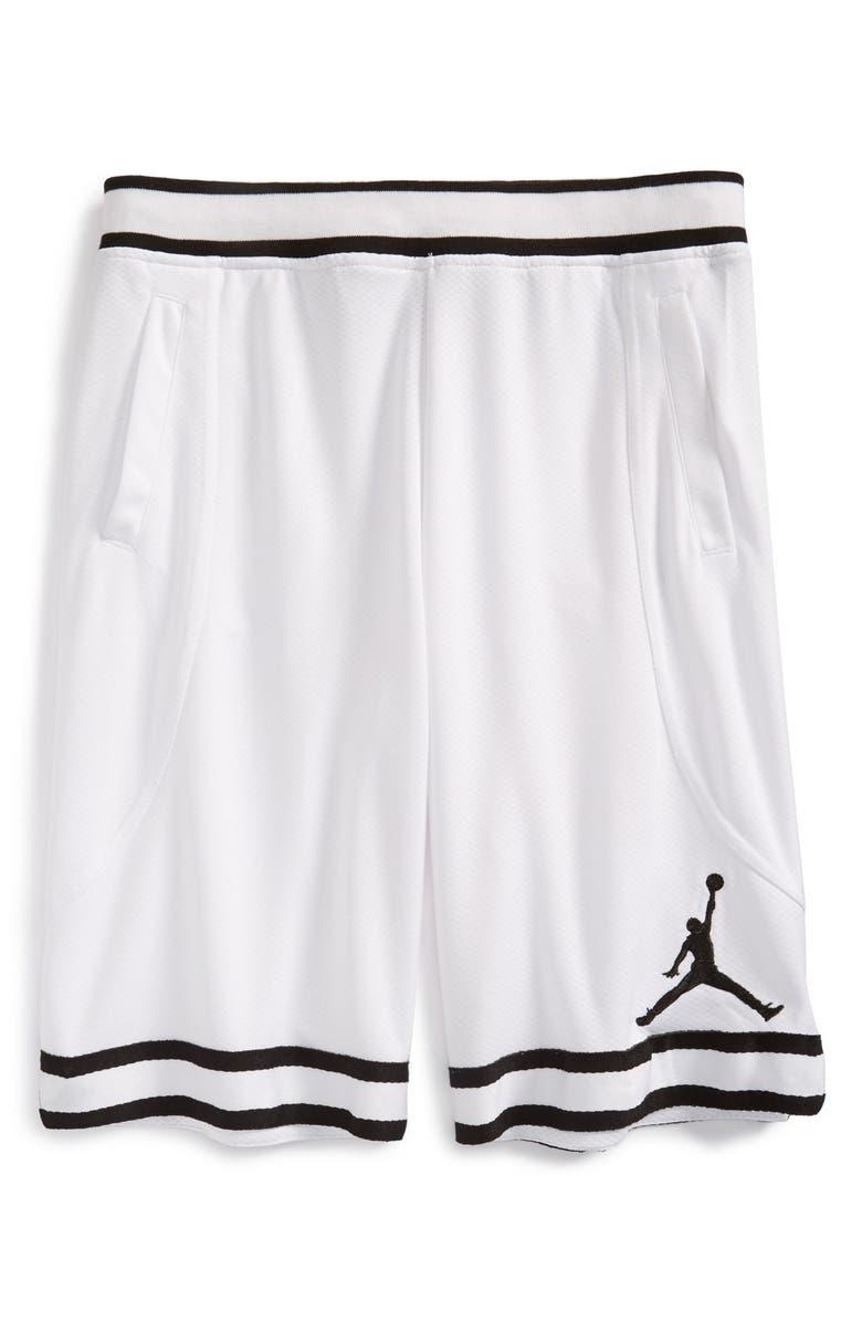 3bd81a04ca7572 Jordan  Varsity Hoop  Basketball Shorts (Big Boys)